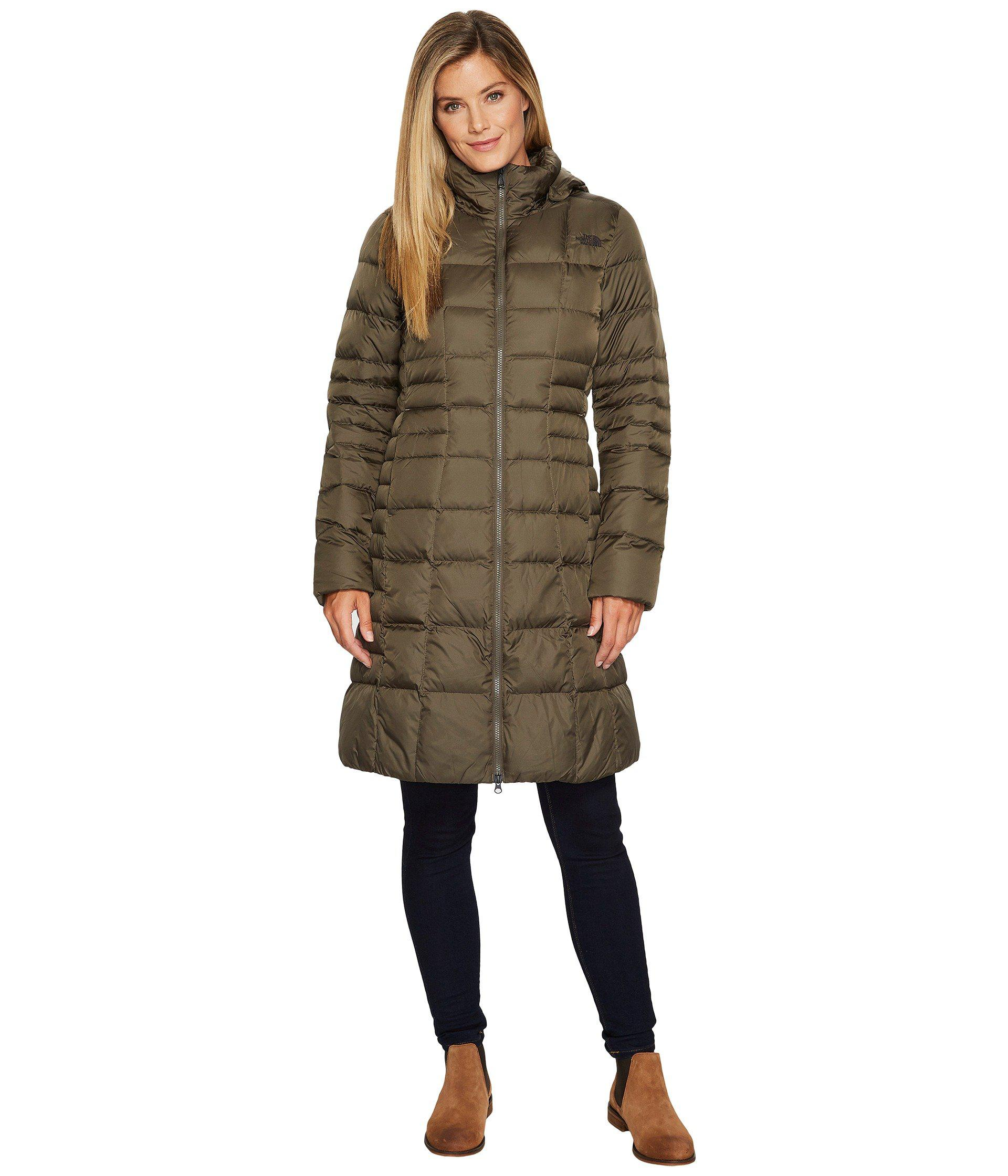 a9ff7bbd0 The North Face Metropolis Parka Ii (new Taupe Green) Women's Coat