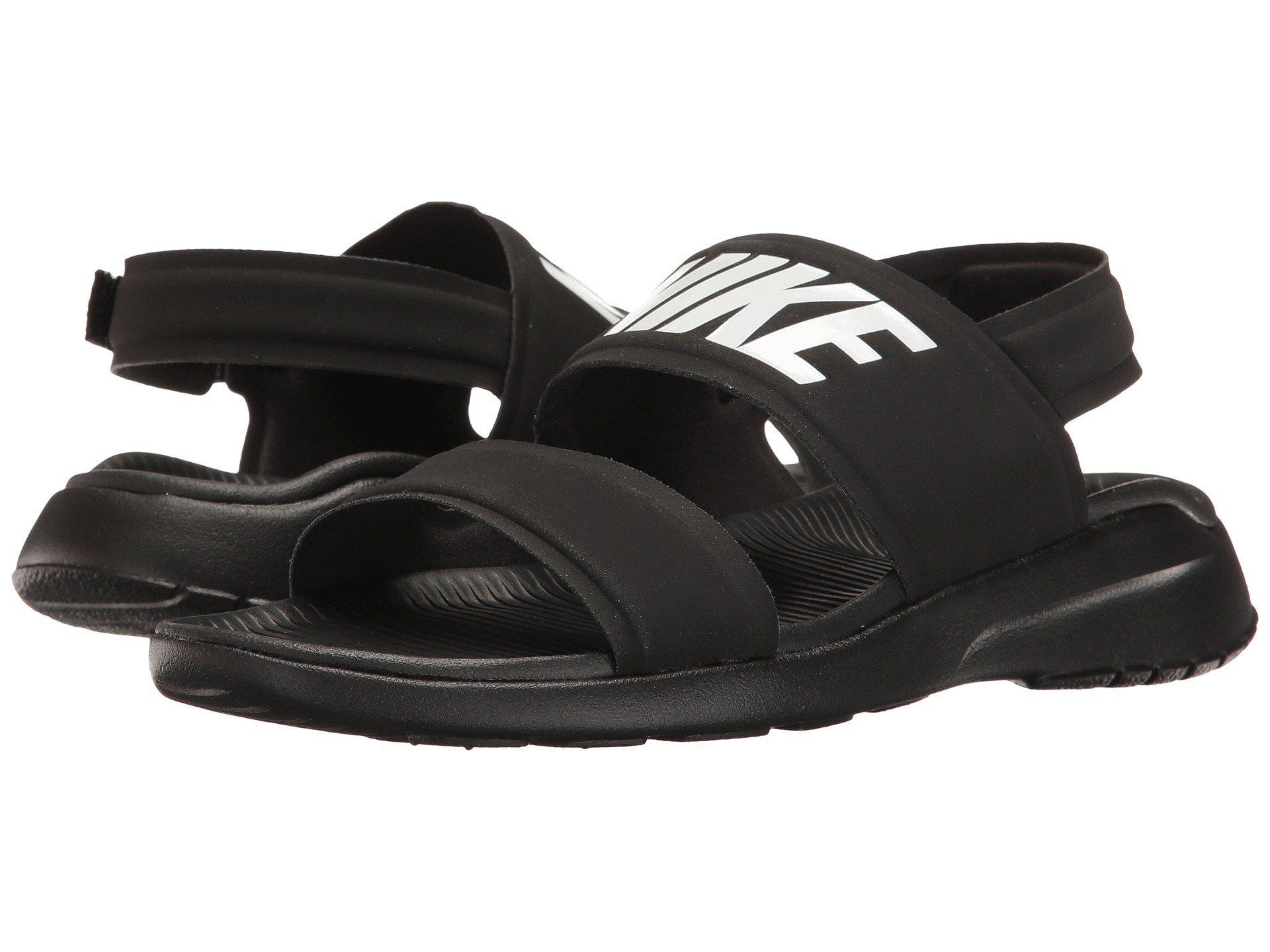 83d77d088420 ... usa lyst nike tanjun sandal cool grey white pure platinum womens 3a163  a17bd