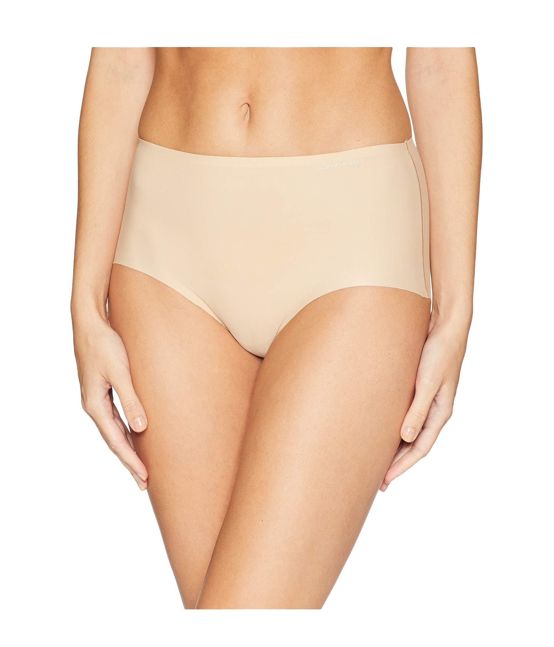 8e4e357d65a4f Calvin Klein Invisibles High-waisted Hipster Panty (black) Women's ...