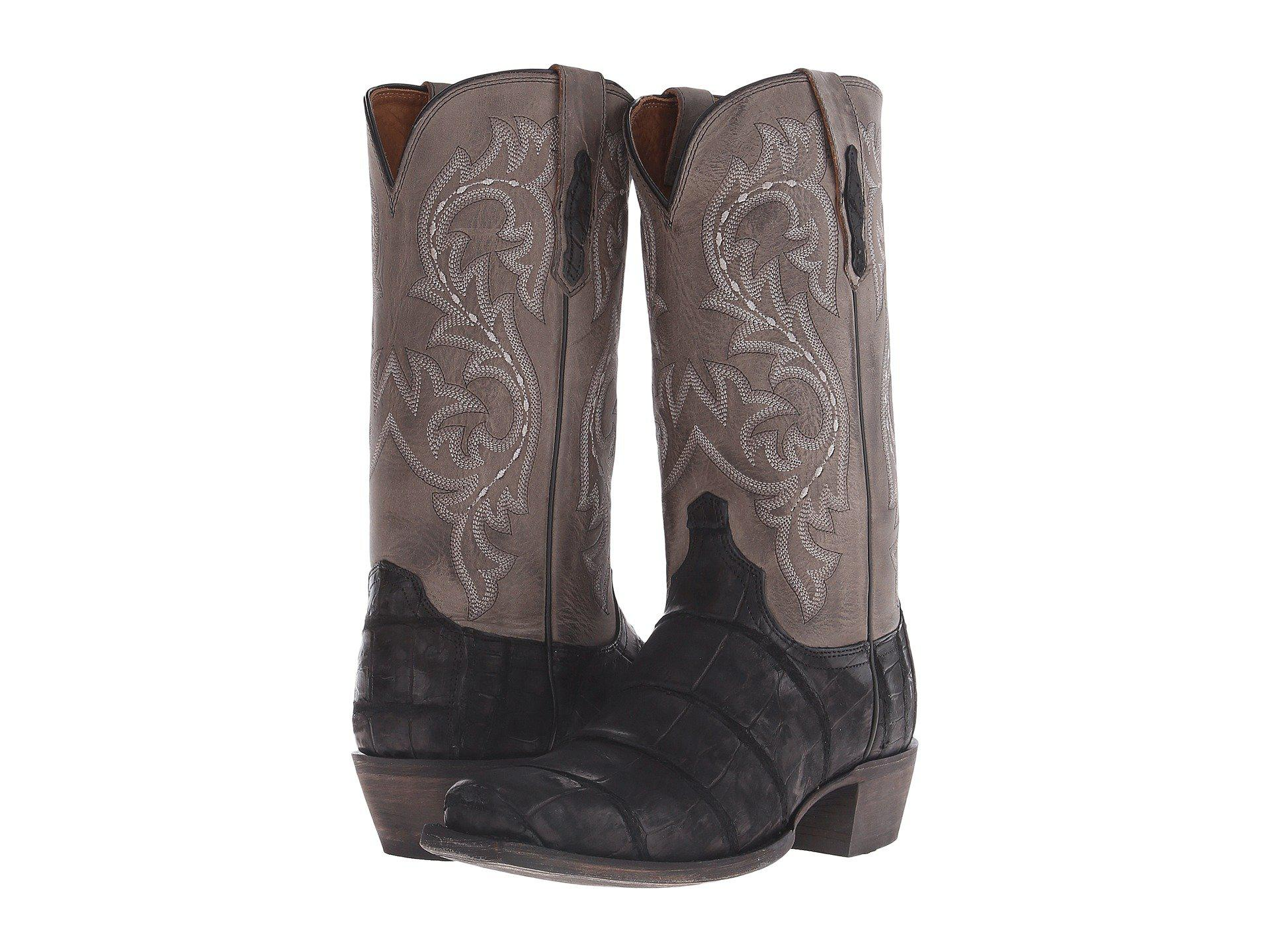 from Kash dating lucchese boots