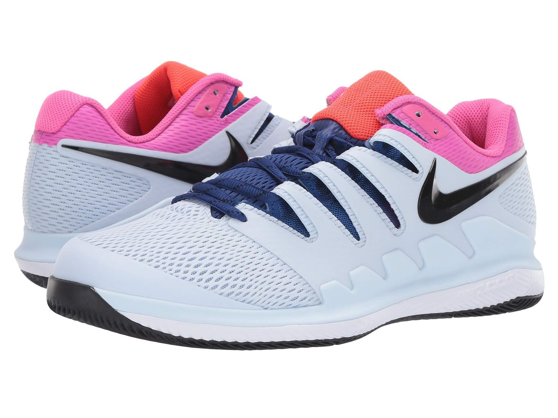 2898aa179b1e Nike. Air Zoom Vapor X (black white bright Crimson) Men s Tennis Shoes