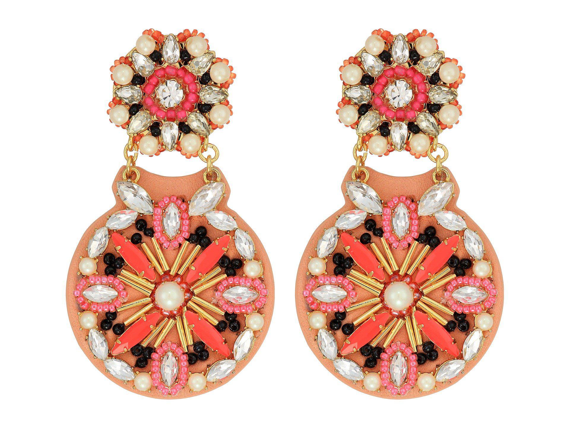 Kate Spade New York Desert Garden Drop Earrings cTOVhAx