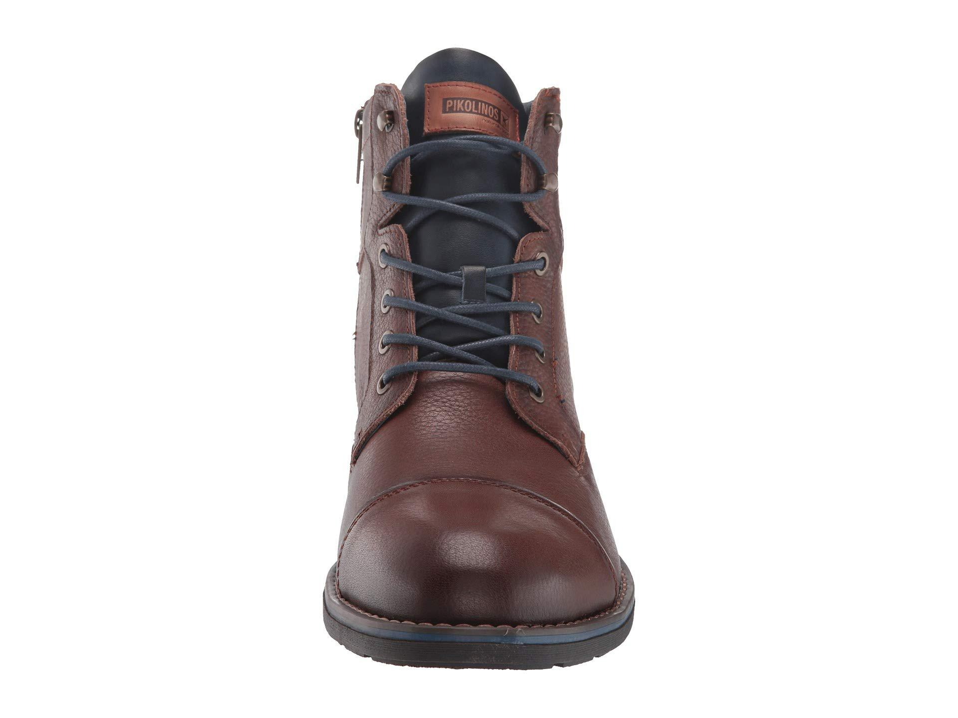 8c99ae86b6a3c Pikolinos York 8170ng (cuero) Men's Shoes in Brown for Men - Lyst