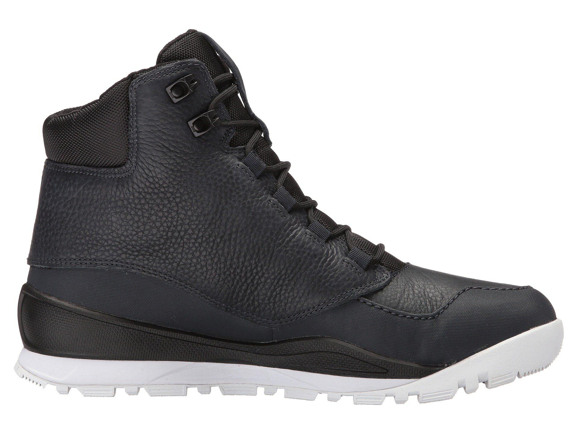 The North Face Leather Edgewood 7\