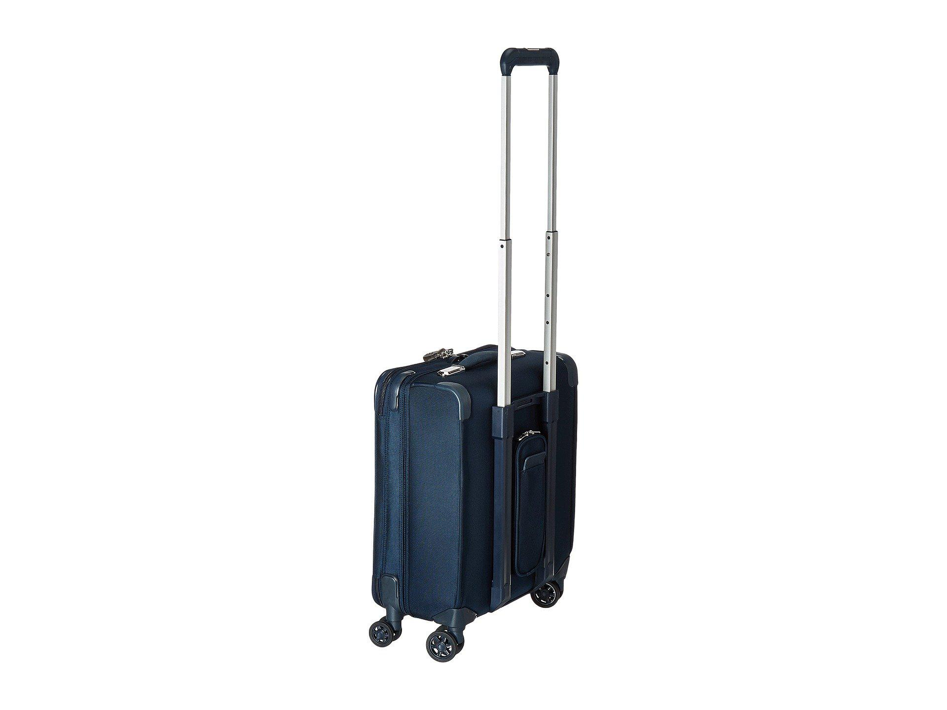 0f56e3aecf4 Briggs   Riley - Blue Baseline International Carry-on Expandable Wide-body  Spinner (. View fullscreen