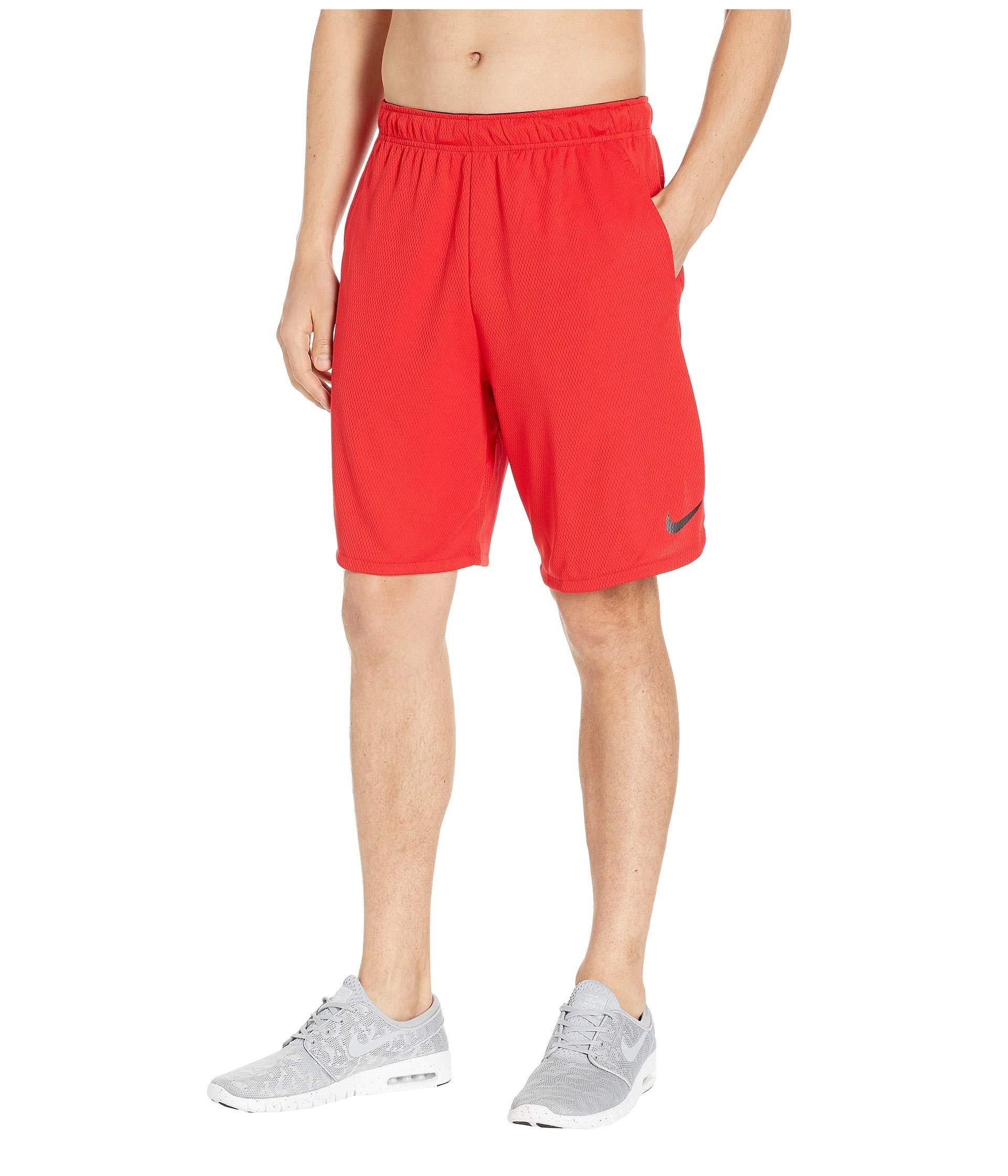a8376ee752c Lyst - Nike Dri-fit 9 Training Short (black dark Grey) Men s Shorts ...