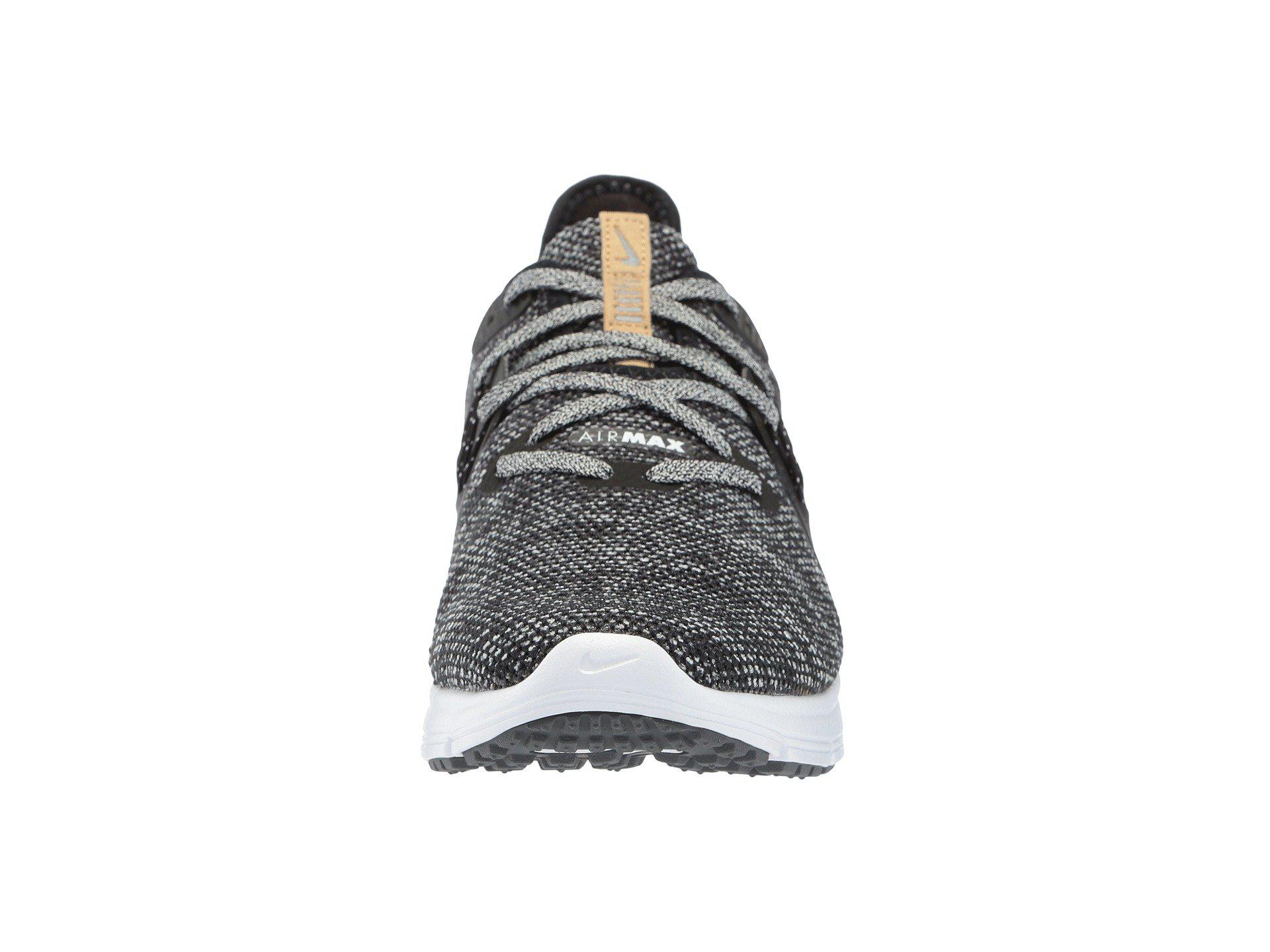 Gray Air Max Sequent 3 (whitehyper Jadeblack) Women's Shoes