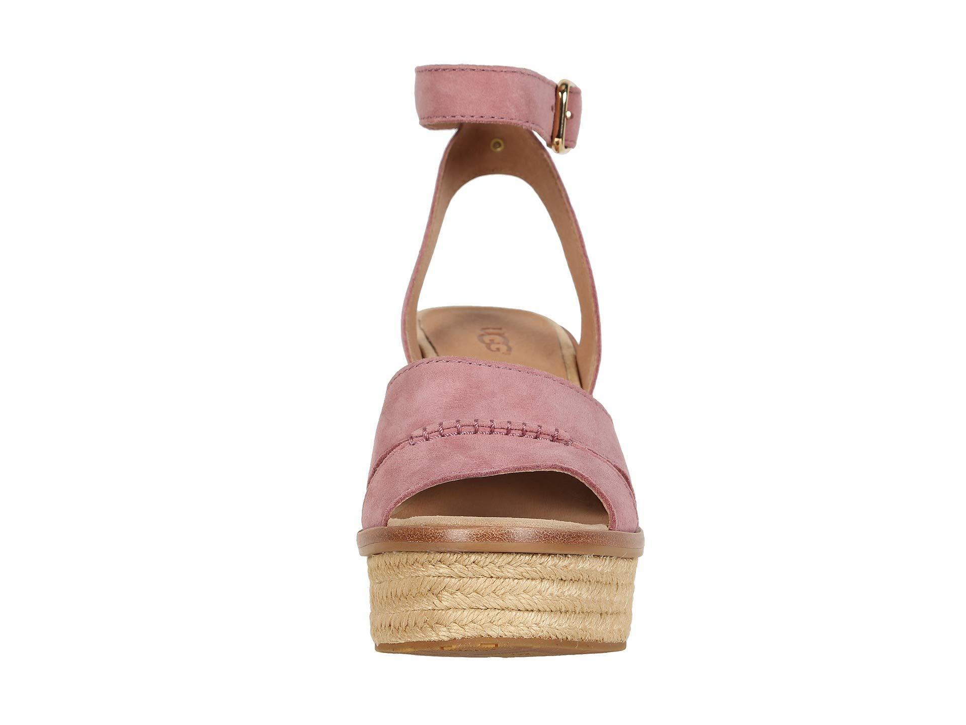5004daae059 Ugg Pink Carine (chestnut) Women's Sandals