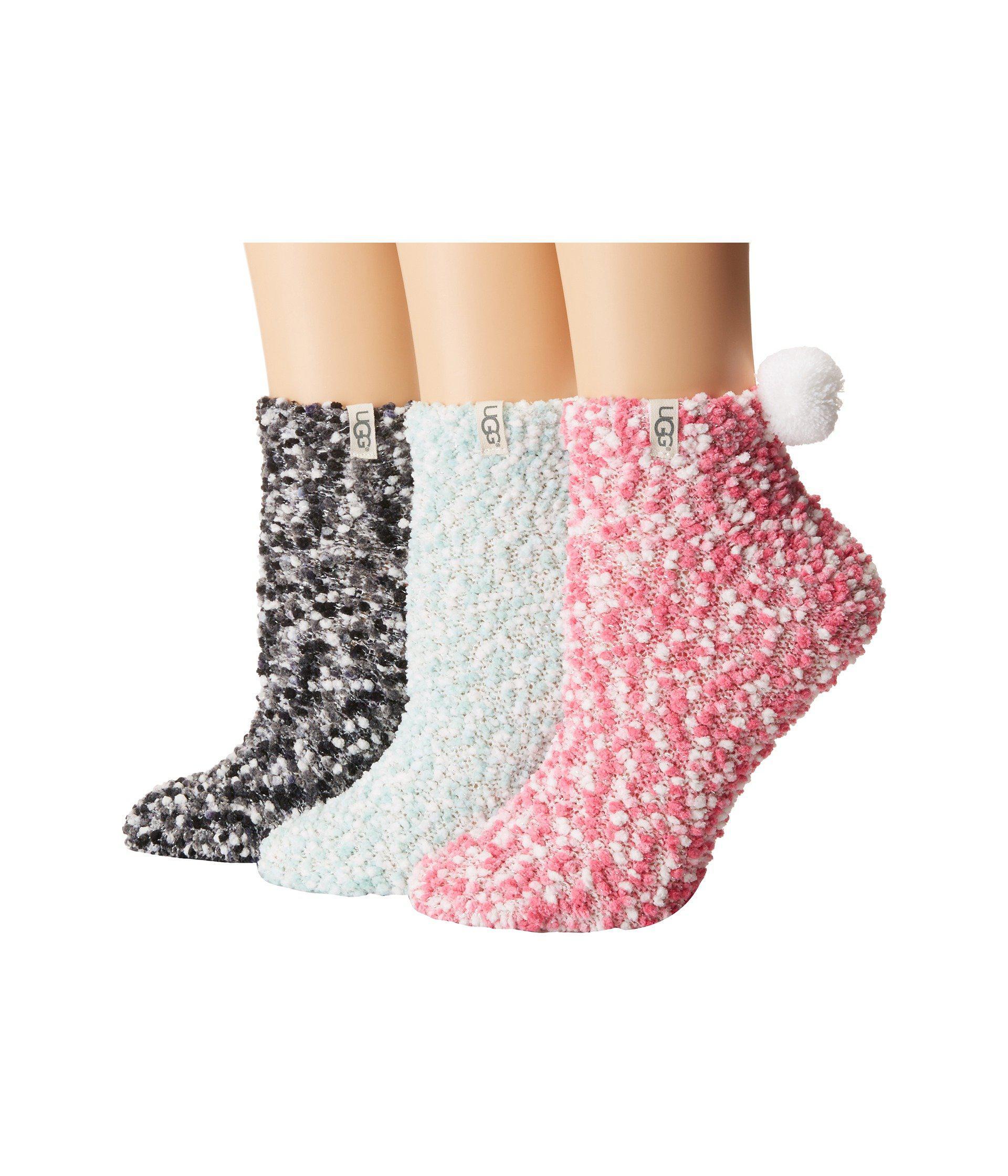 0ac69cde0b5 Pom Socks Gift Set (multi) Women's Low Cut Socks Shoes