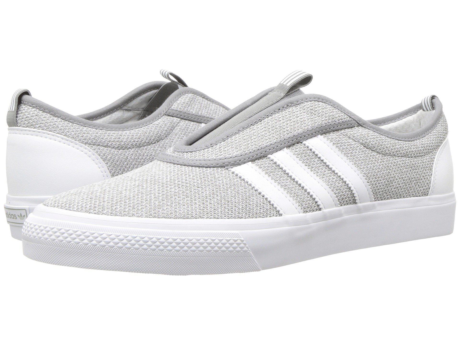 adidas Originals. Gray Adi-ease Kung-fu (charcoal Solid Grey footwear White footwear  White) Men s Skate Shoes 7af876486