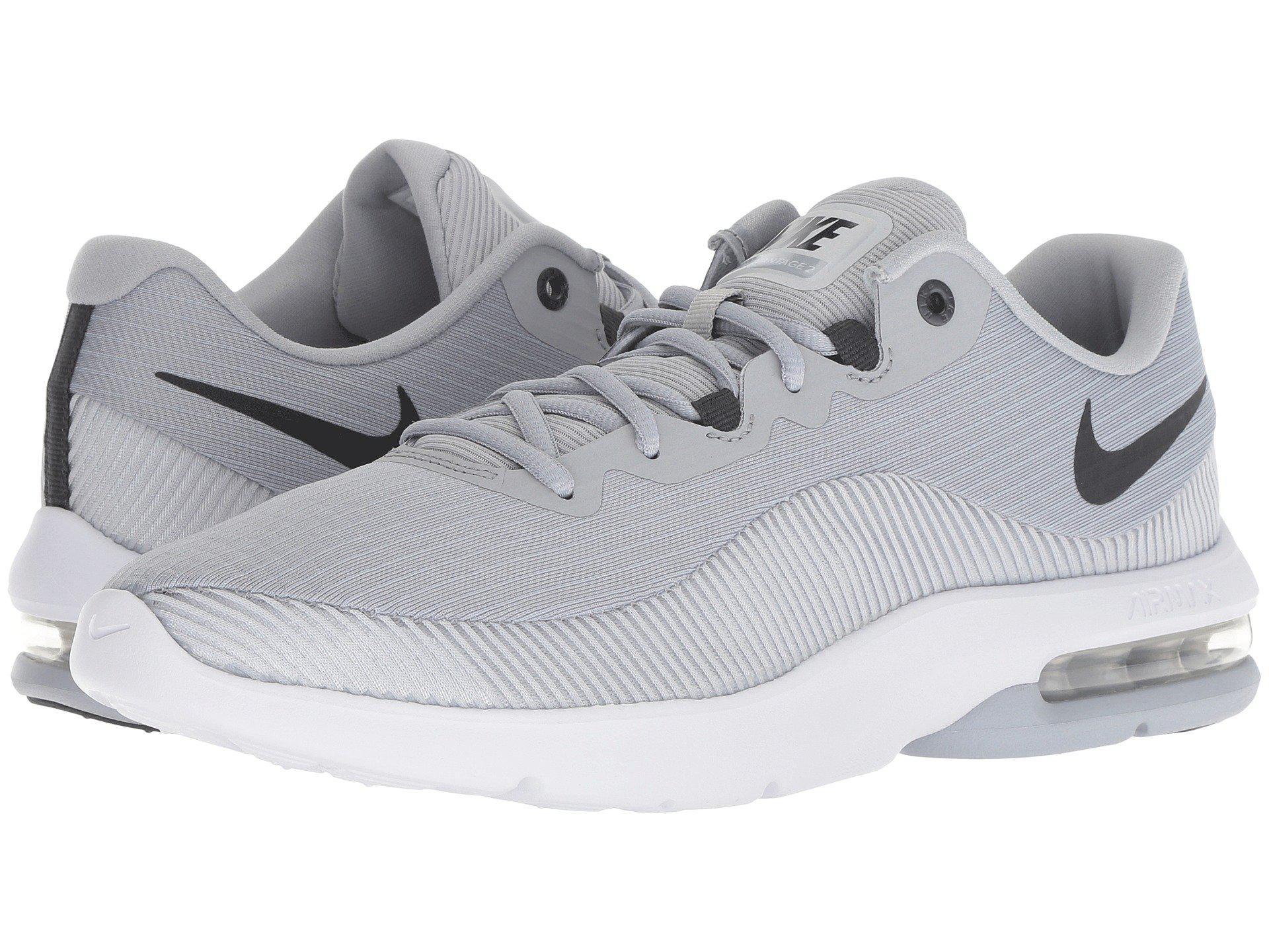 e1942e94e30 Nike. Gray Air Max Advantage 2 (gridiron metallic Pewter provence Purple) Men s  Running Shoes