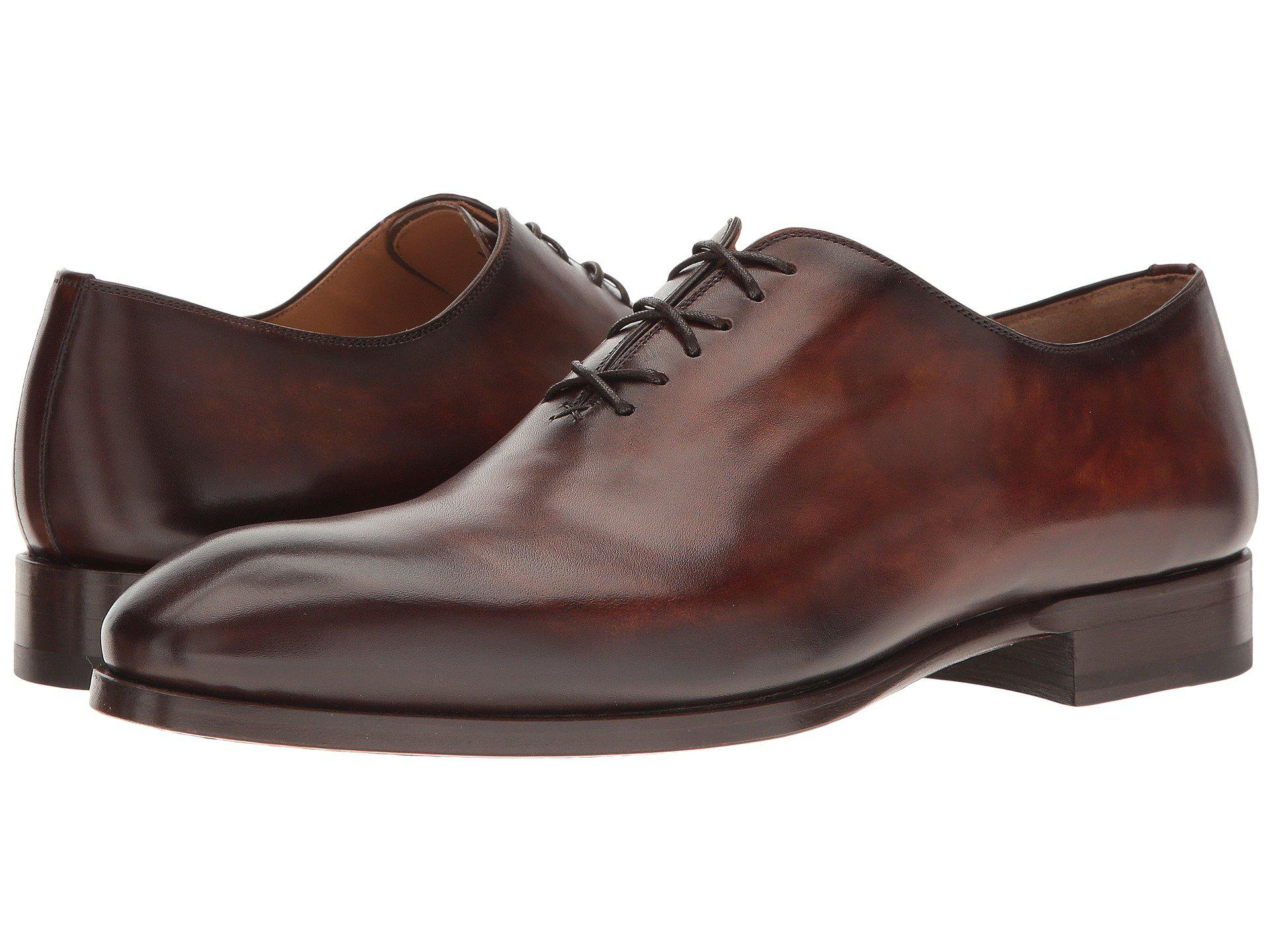2b40c42149f Lyst - Magnanni Shoes Montay (tabacco) Men s Shoes in Brown for Men