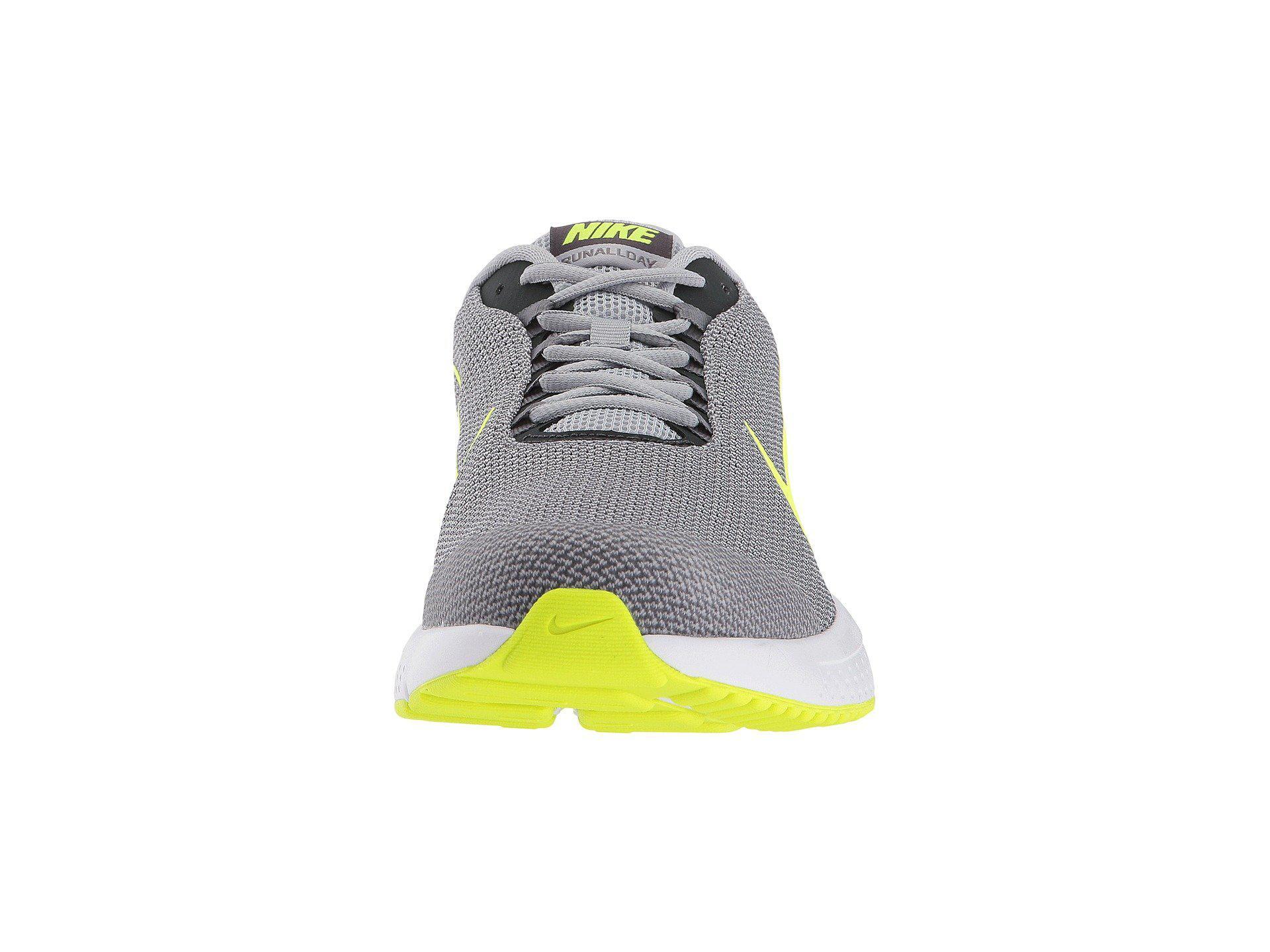 389601a0b7540 Lyst Lyst Lyst Men s Running blackwhiteanthracite Shoes Nike Runallday  xPprqx0