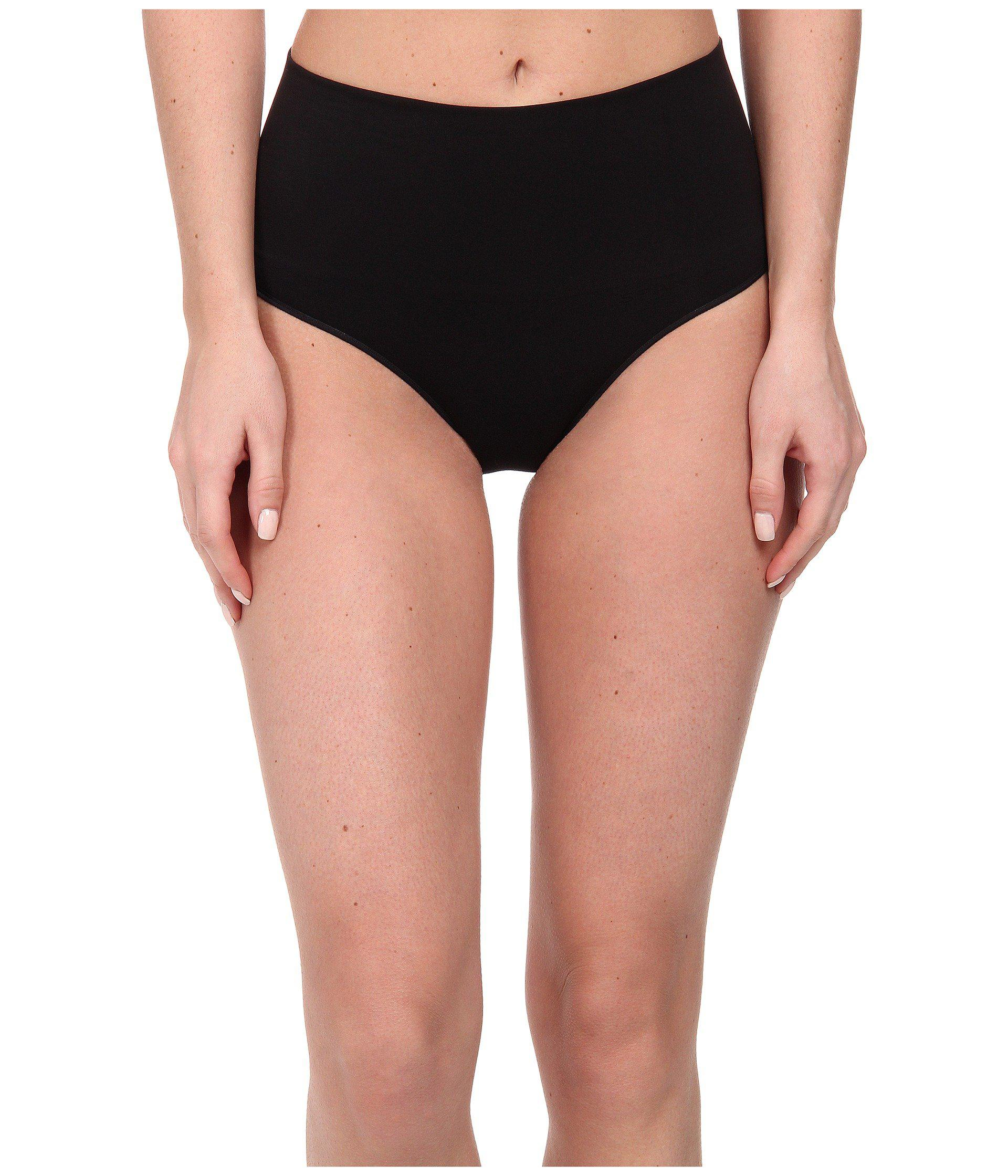 57839f44d91 Spanx. Black Everyday Shaping Panties Brief (soft Nude) Women s Underwear