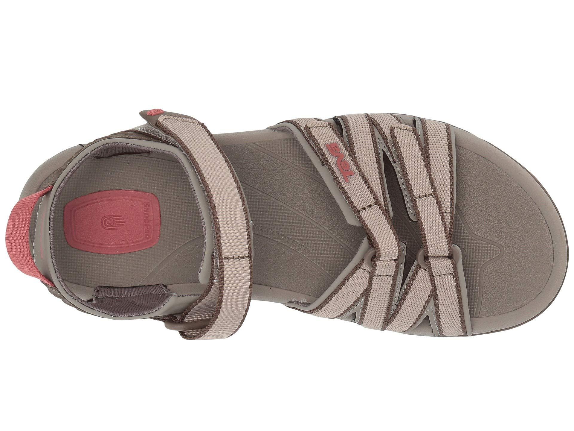 7b18559b497 ... Tirra (hera Gray Mist) Women's Sandals - Lyst. View fullscreen