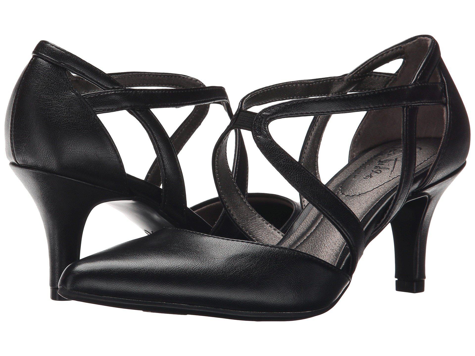 df66d427ee8c Lyst - LifeStride Seamless (black Micro) High Heels in Black - Save 13%