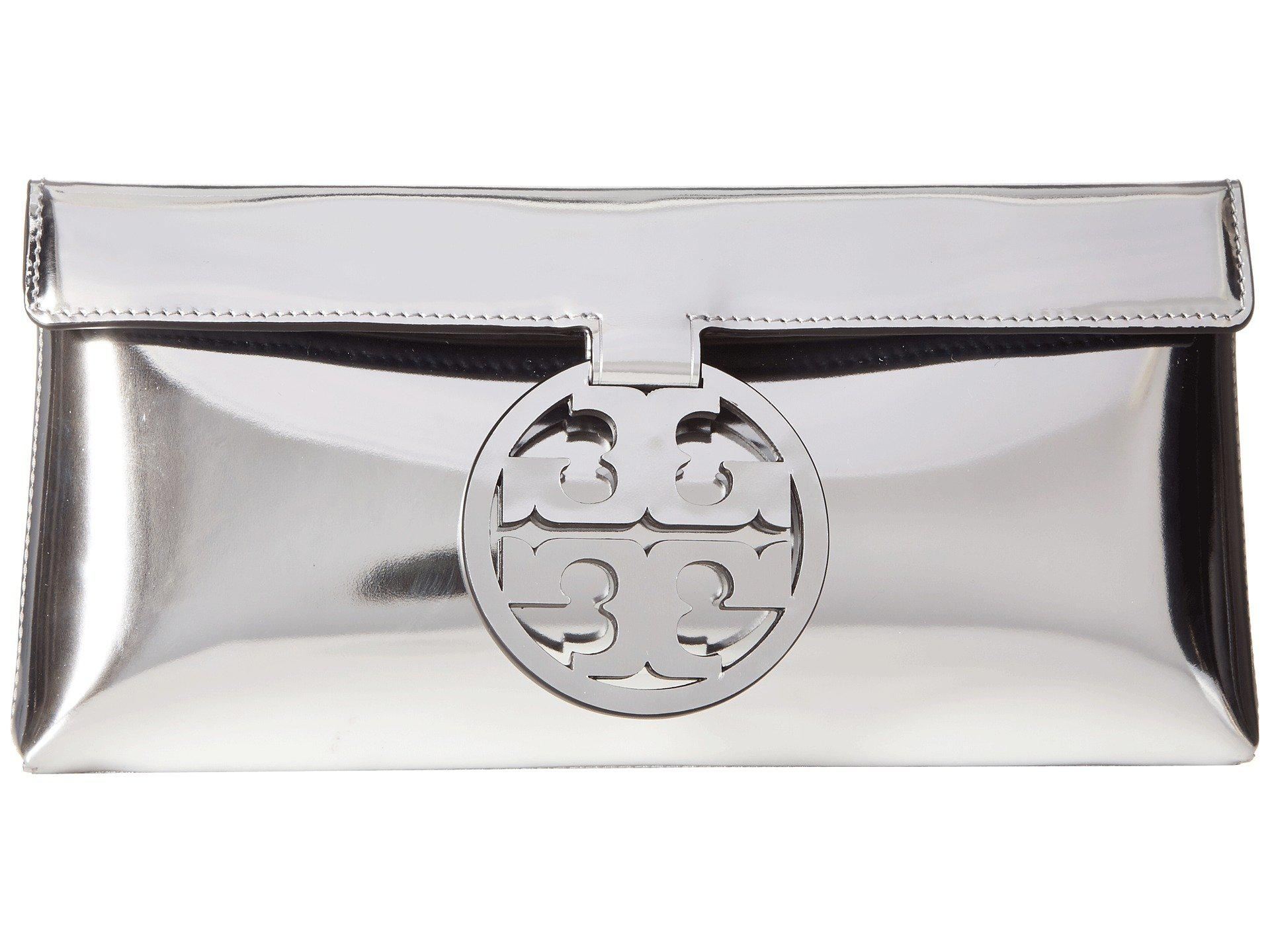 cf778a352f9b Gallery. Previously sold at  Zappos · Women s Metallic Clutch Bags ...