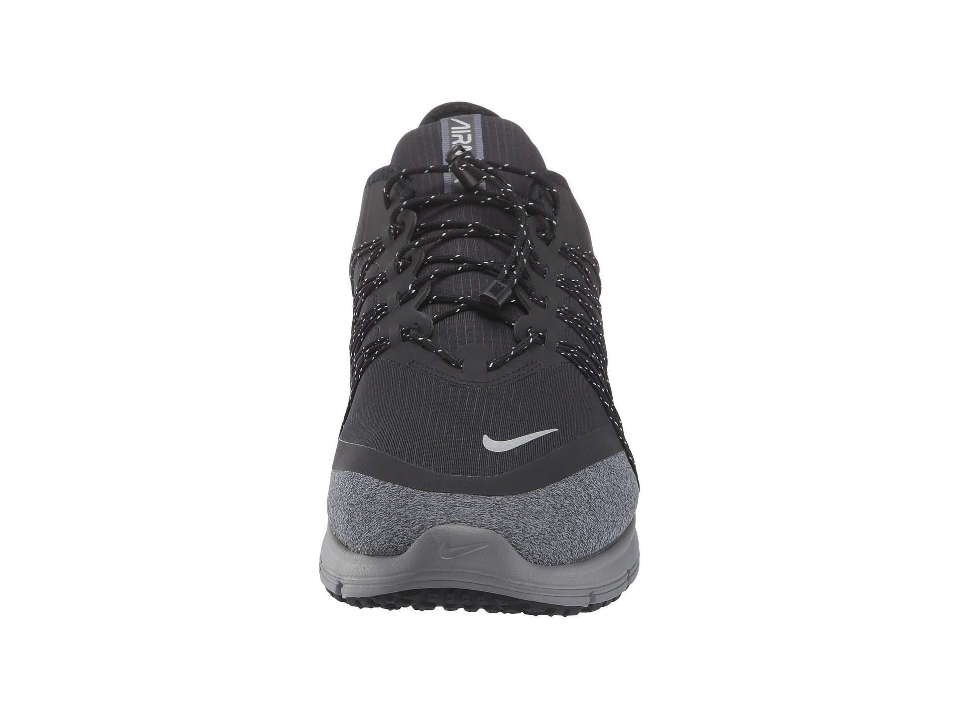 97b6415e68 Nike Air Max Sequent 4 Shield (black/metallic Silver/dark Grey ...