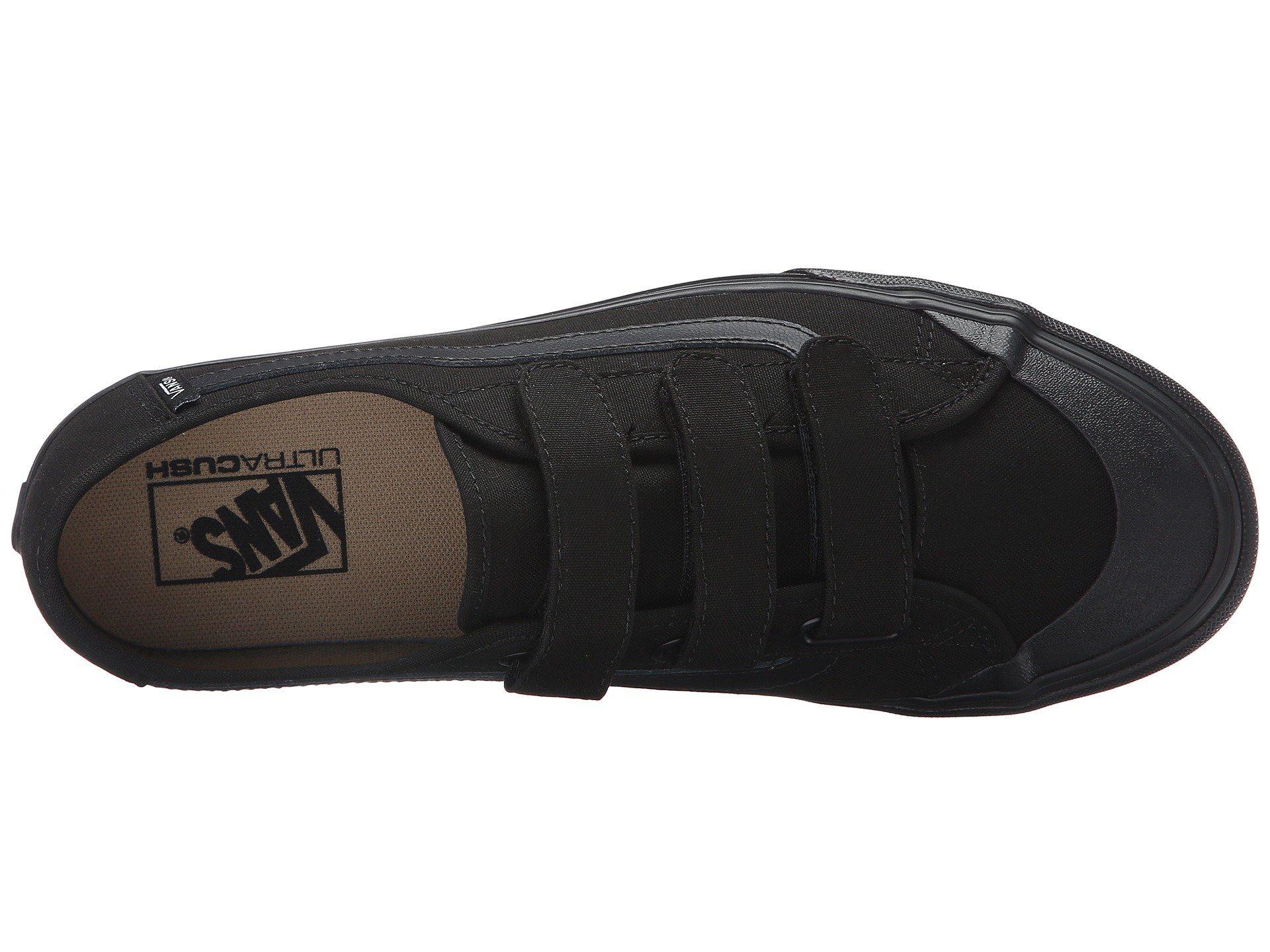 84fa1667976 Lyst - Vans Black Ball V in Black
