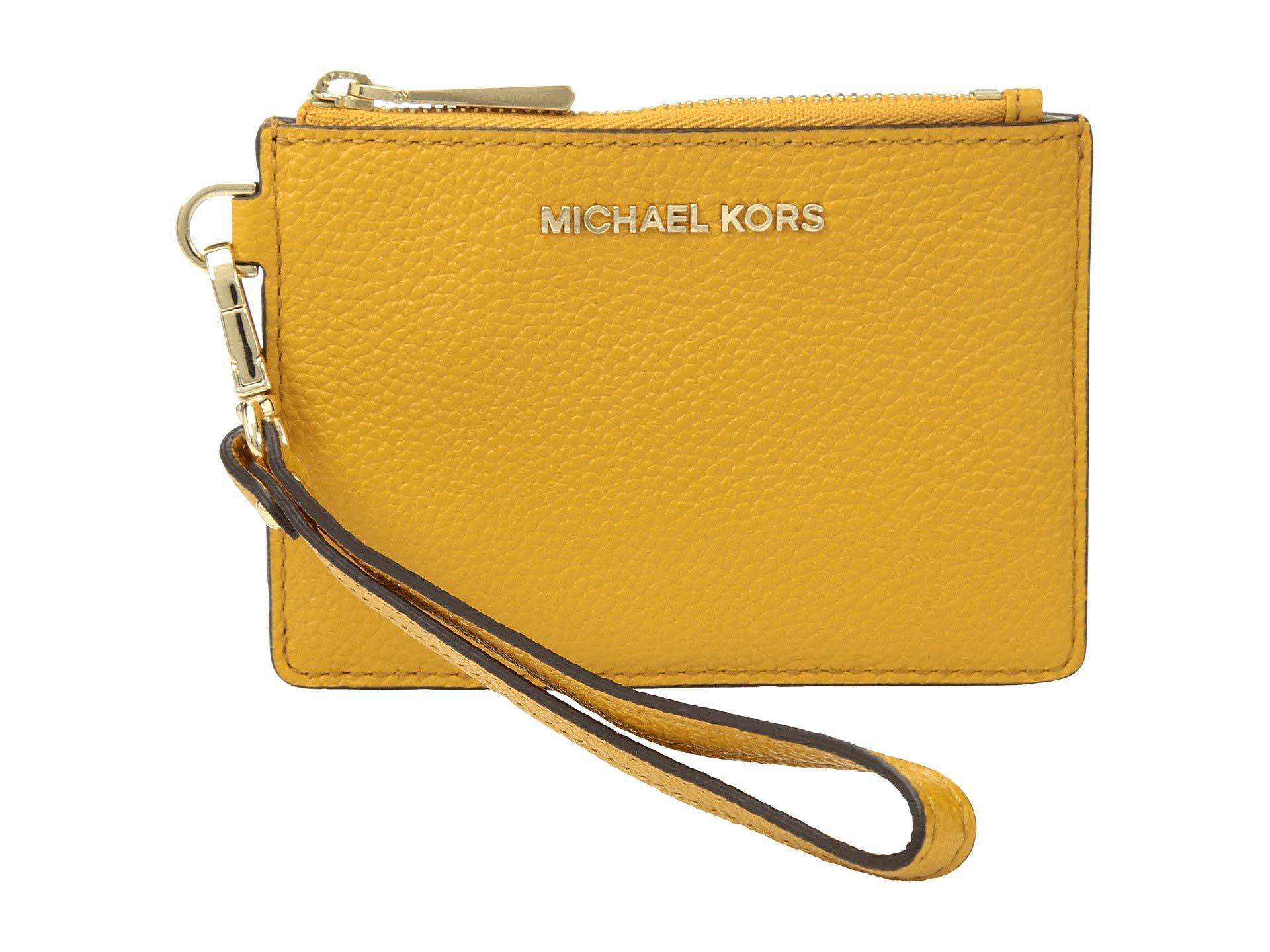 68c8aa9f654e MICHAEL Michael Kors Small Coin Purse (marigold) Coin Purse in ...
