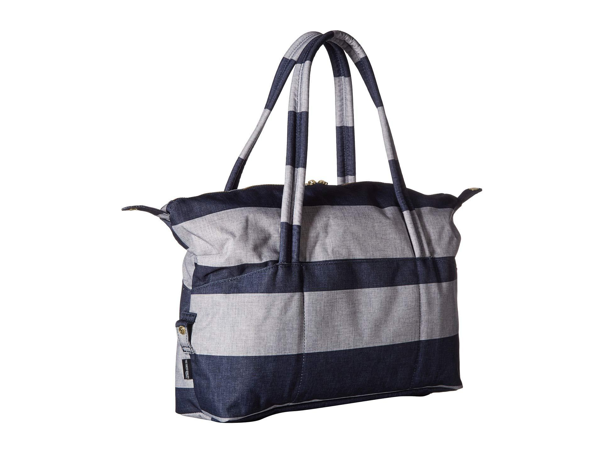 3da296f6d502 Herschel Supply Co. - Blue Strand X-small (border Stripe) Tote Handbags.  View fullscreen