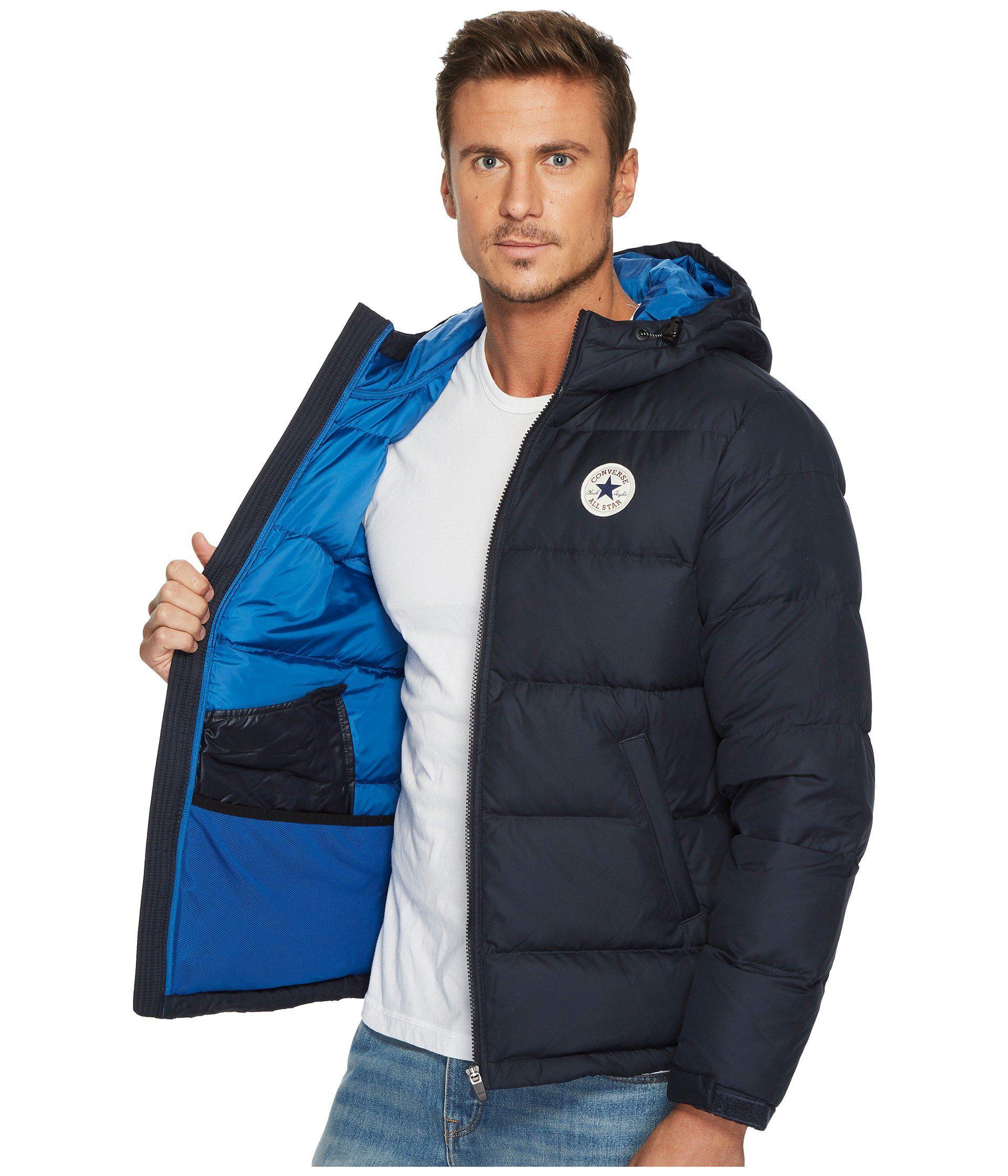 996c1907ab3 Men's Blue Core Down Jacket