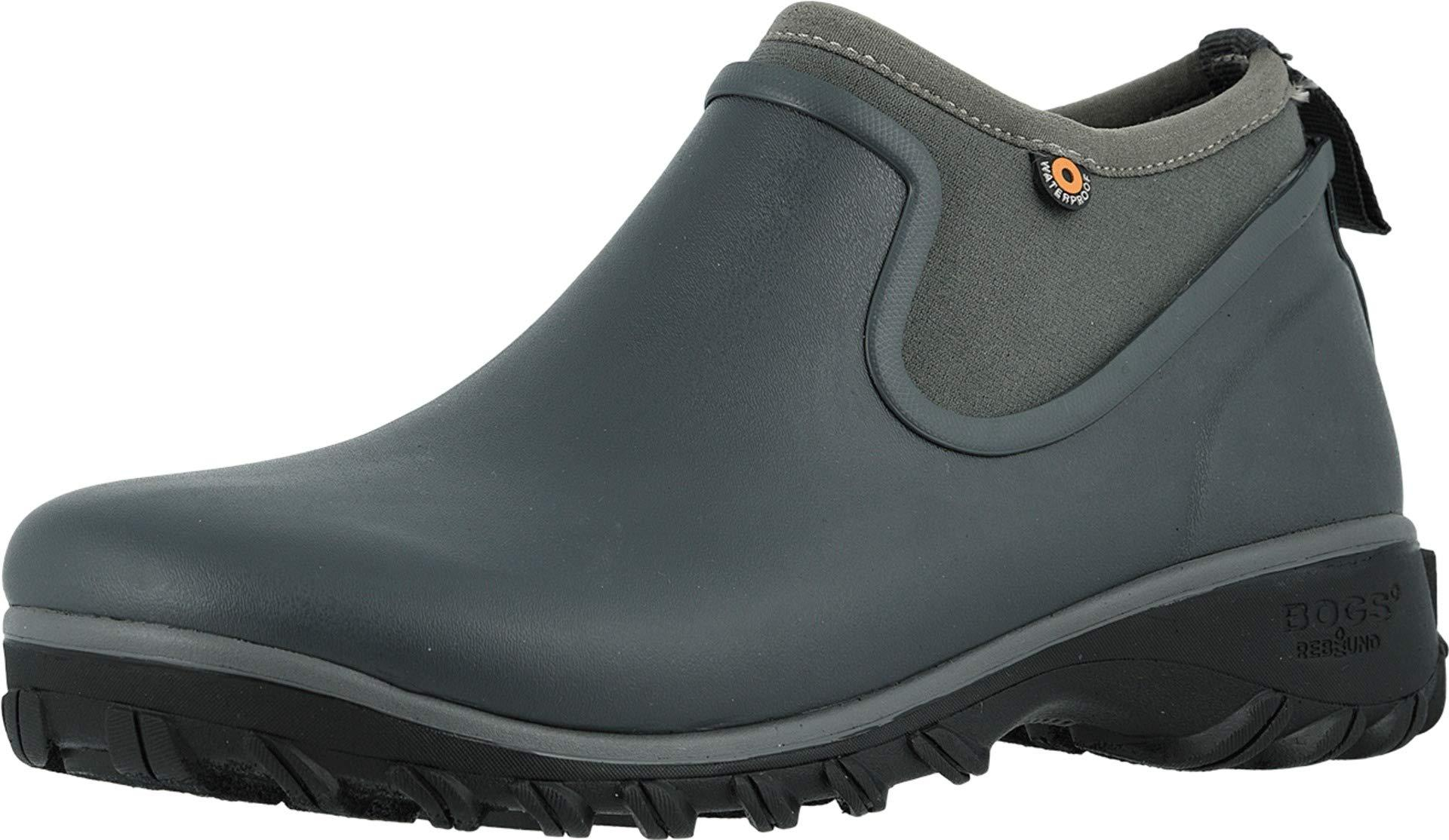 Bogs Synthetic Sauvie Chelsea In Gray