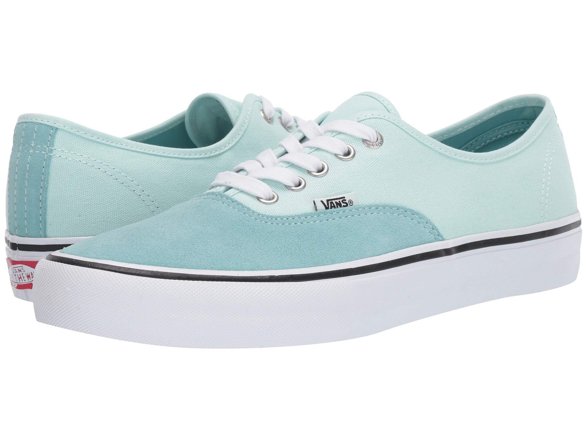 27f114f9573e77 Vans. Blue Authentictm Pro (frost Gray classic Gum) Men s Skate Shoes