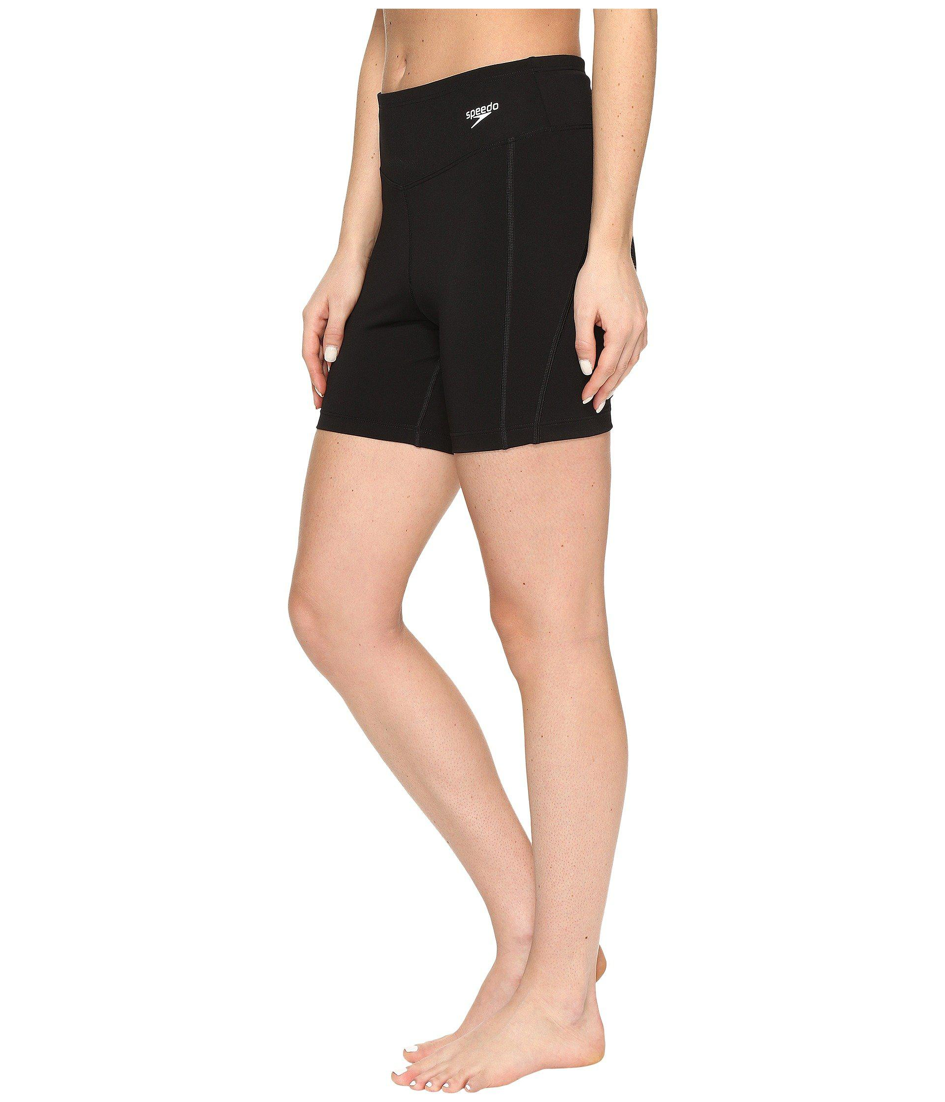 20108e6768 Speedo 5.5 Jammer ( Black) Women's Swimwear in Black - Lyst