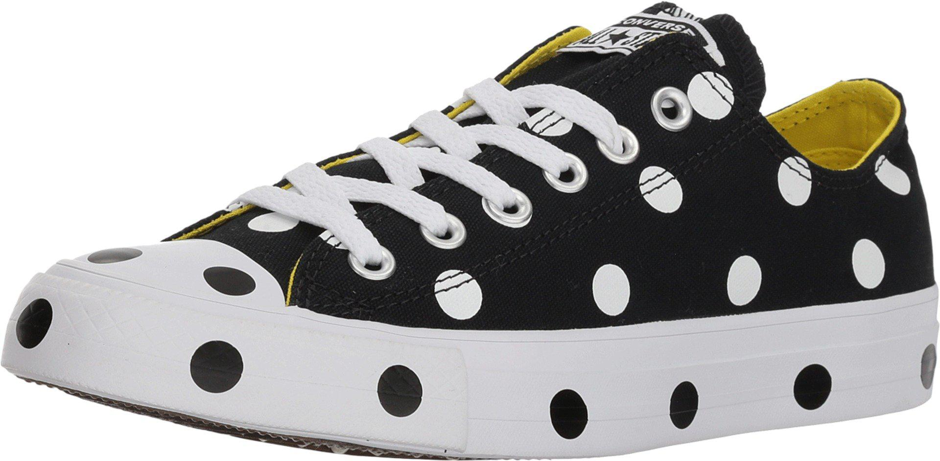 fdff78a550c Lyst - Converse Chuck Taylor® All Star® Ox - Dots in Black