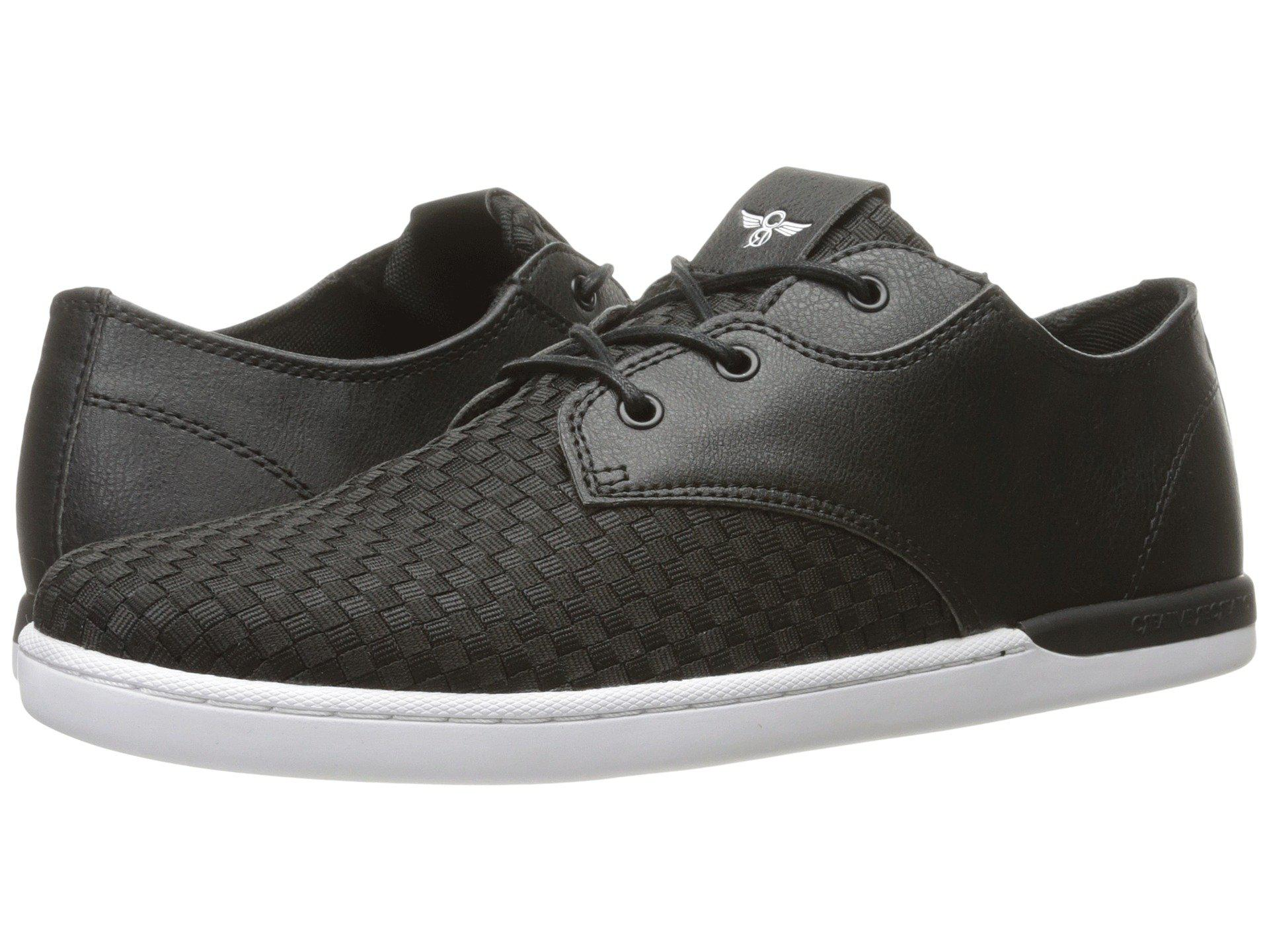 a54c3a0f8 Creative Recreation. Black Vito Lo (navy Woven) Men s Lace Up Casual Shoes