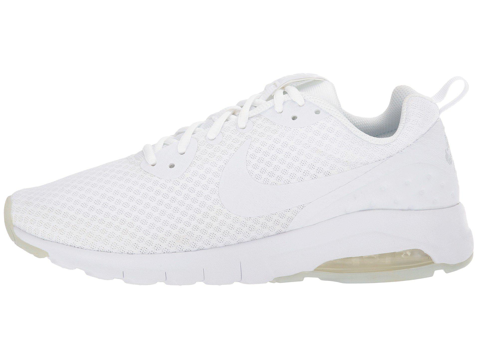 Air Max Motion Lightweight Lw in White