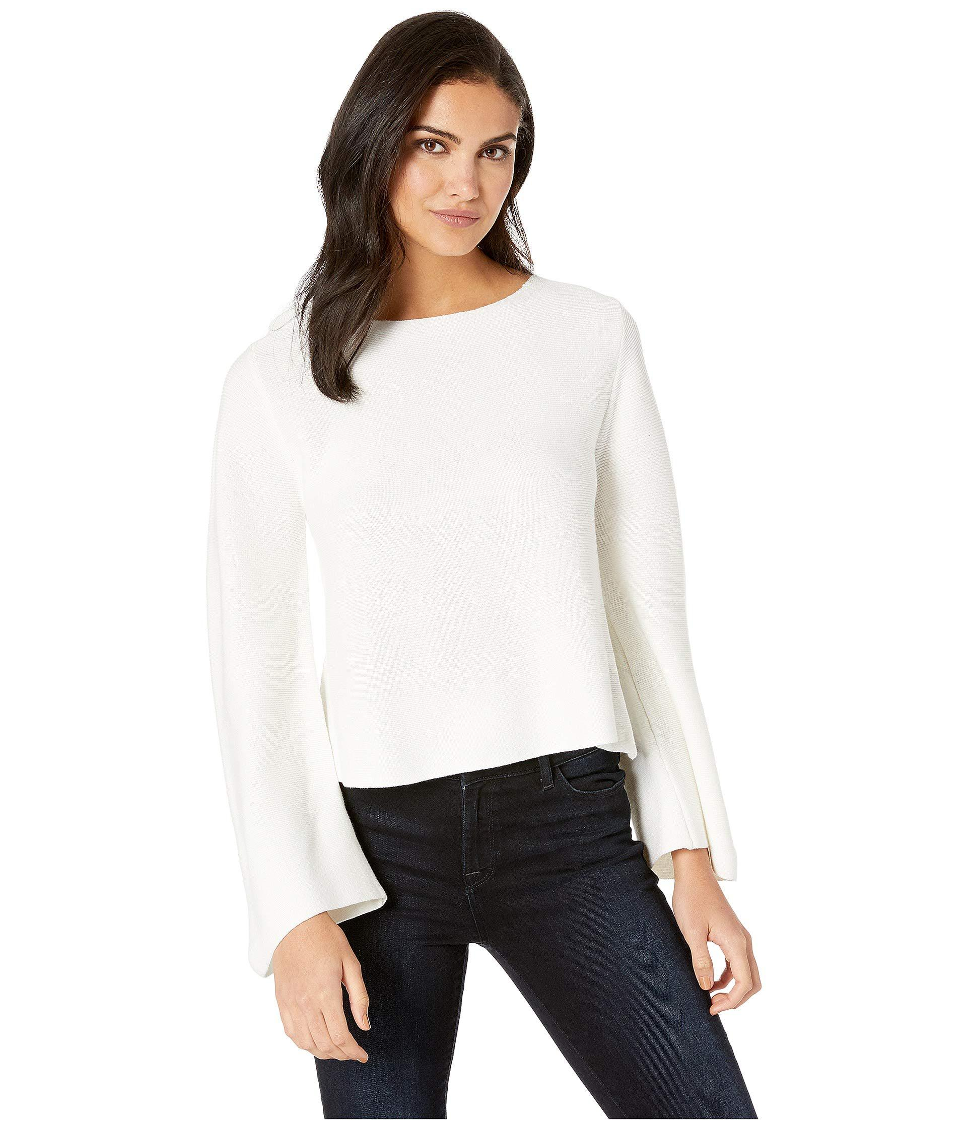 0bb7efb15cd1c Lyst - Bishop + Young Savvy Sweater (ivory) Women s Sweater in White