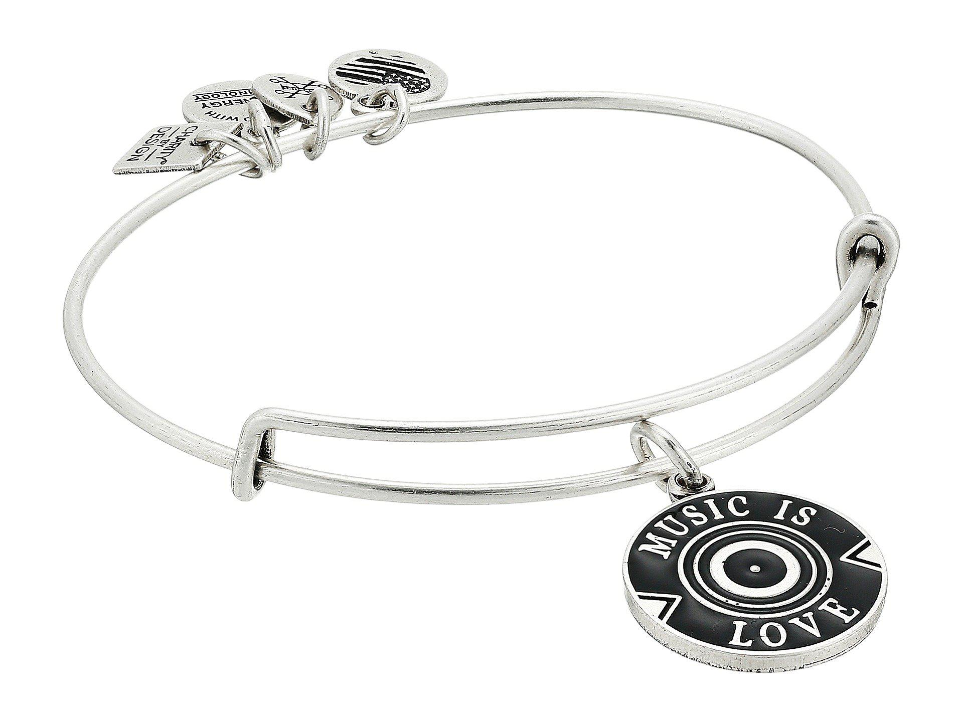 Charity By Design Music Is Love Bangle