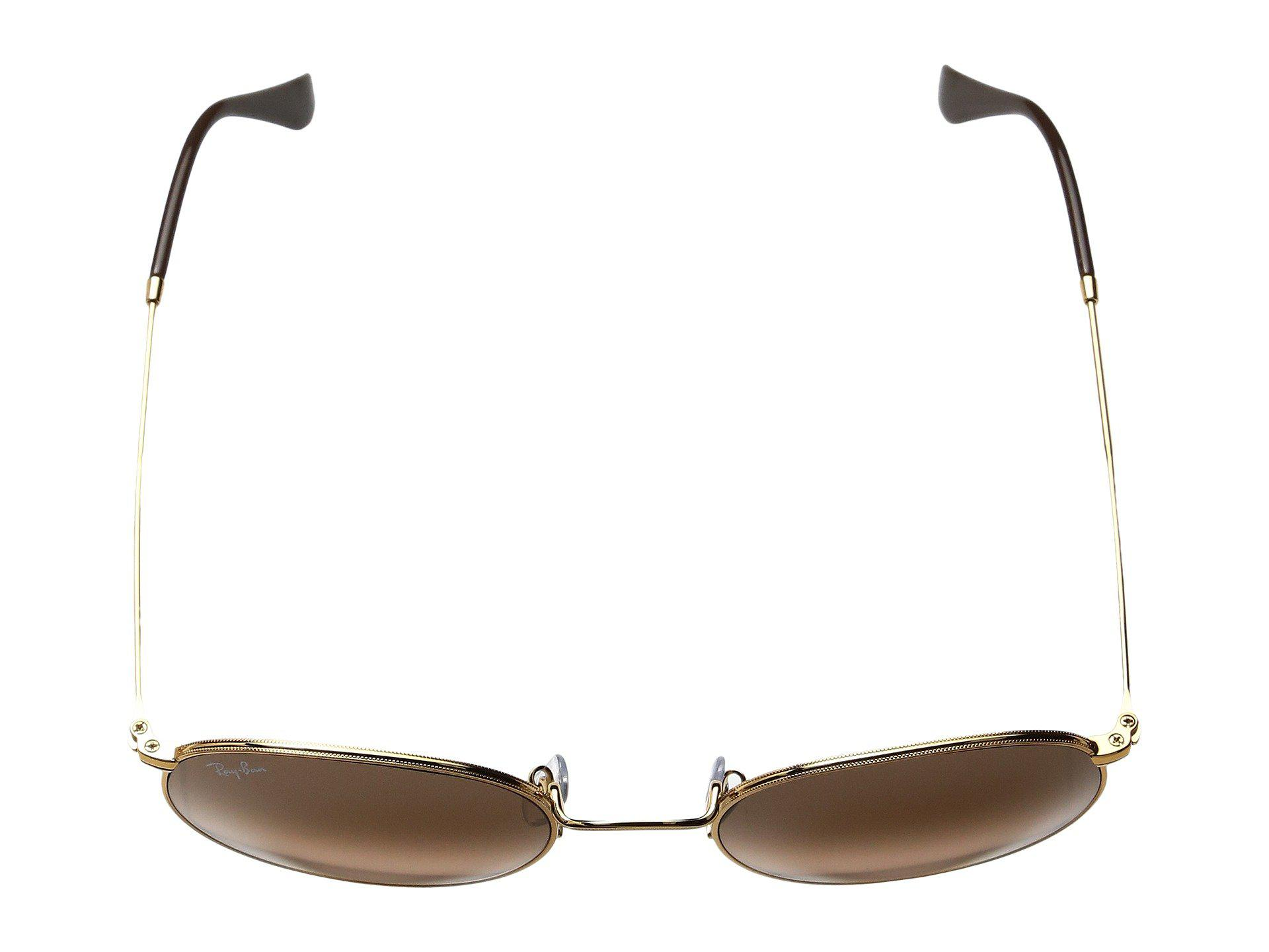 113a6340b8 Ray-Ban - Multicolor 0rb3447 Round Metal Classic 53mm (light Bronze pink  Gradient. View fullscreen