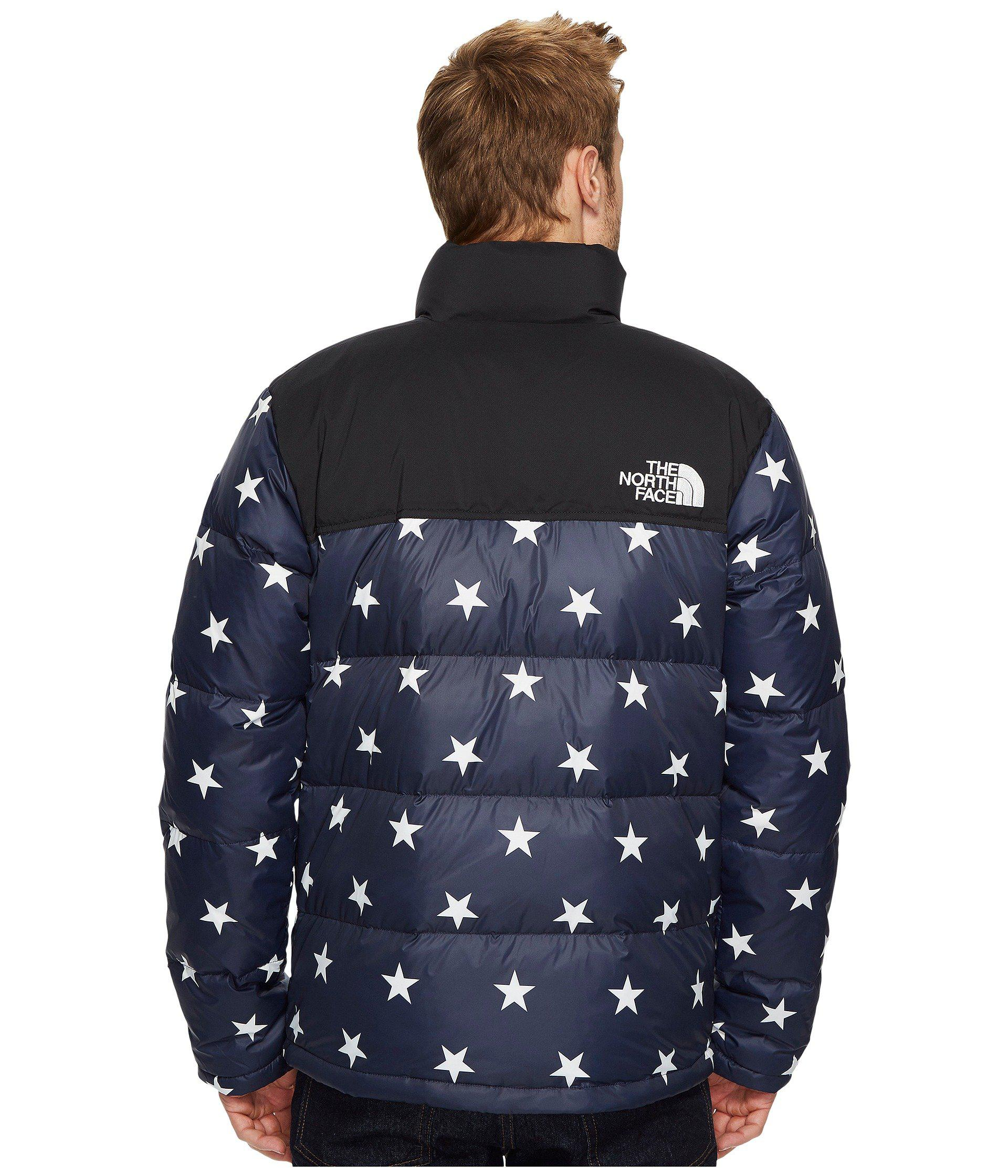 ... Black for Men -  meet 657d2 ca598 Lyst - The North Face International  Collection Nuptse Jacket ... 5554f4054