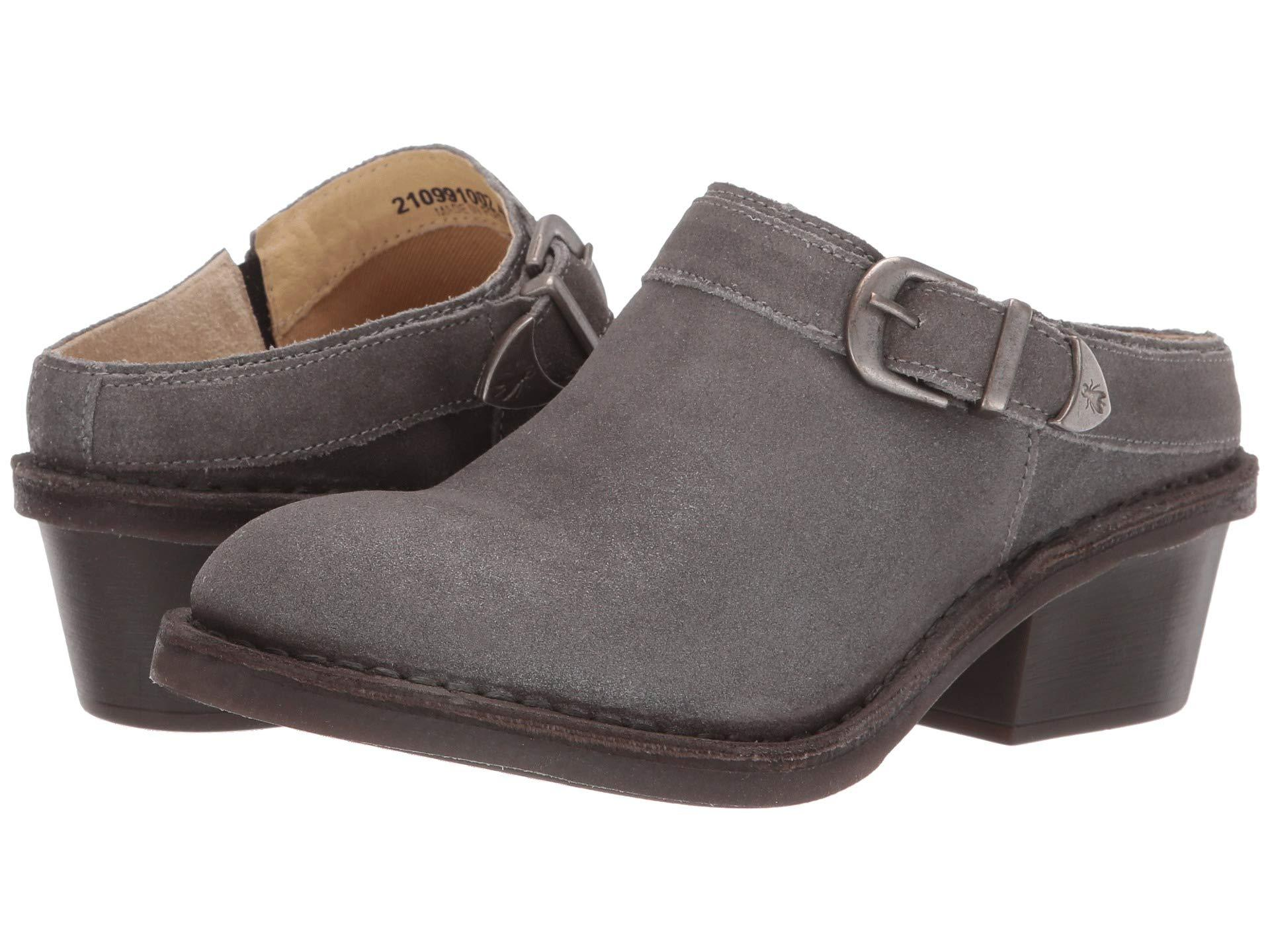 Mules Femme Fly London Done991fly