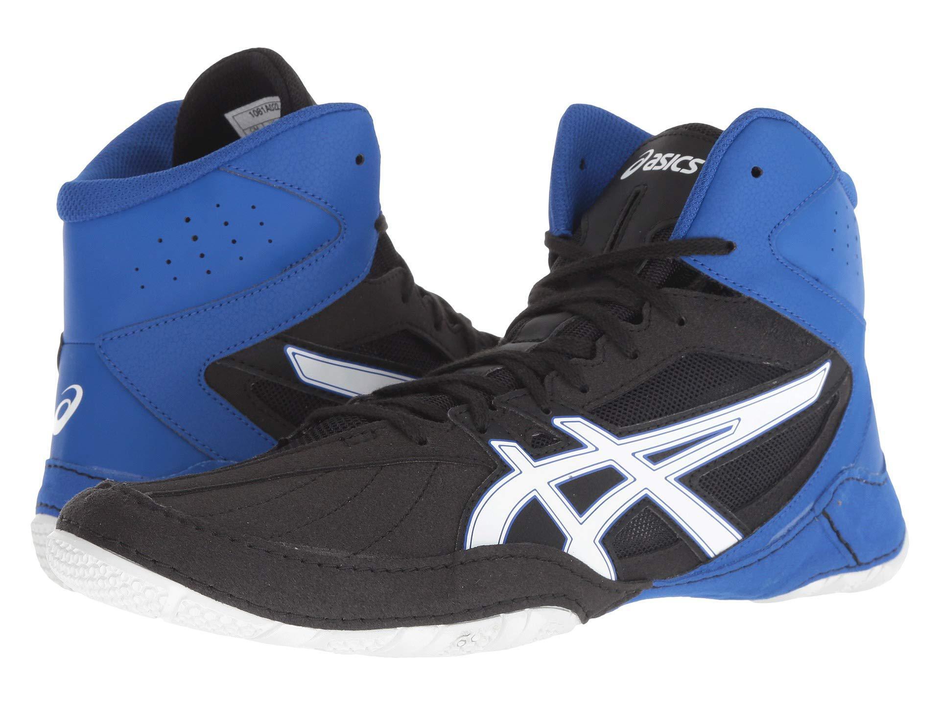 efa9deb1c90a Lyst - Asics Matcontrol (black black) Men s Wrestling Shoes for Men