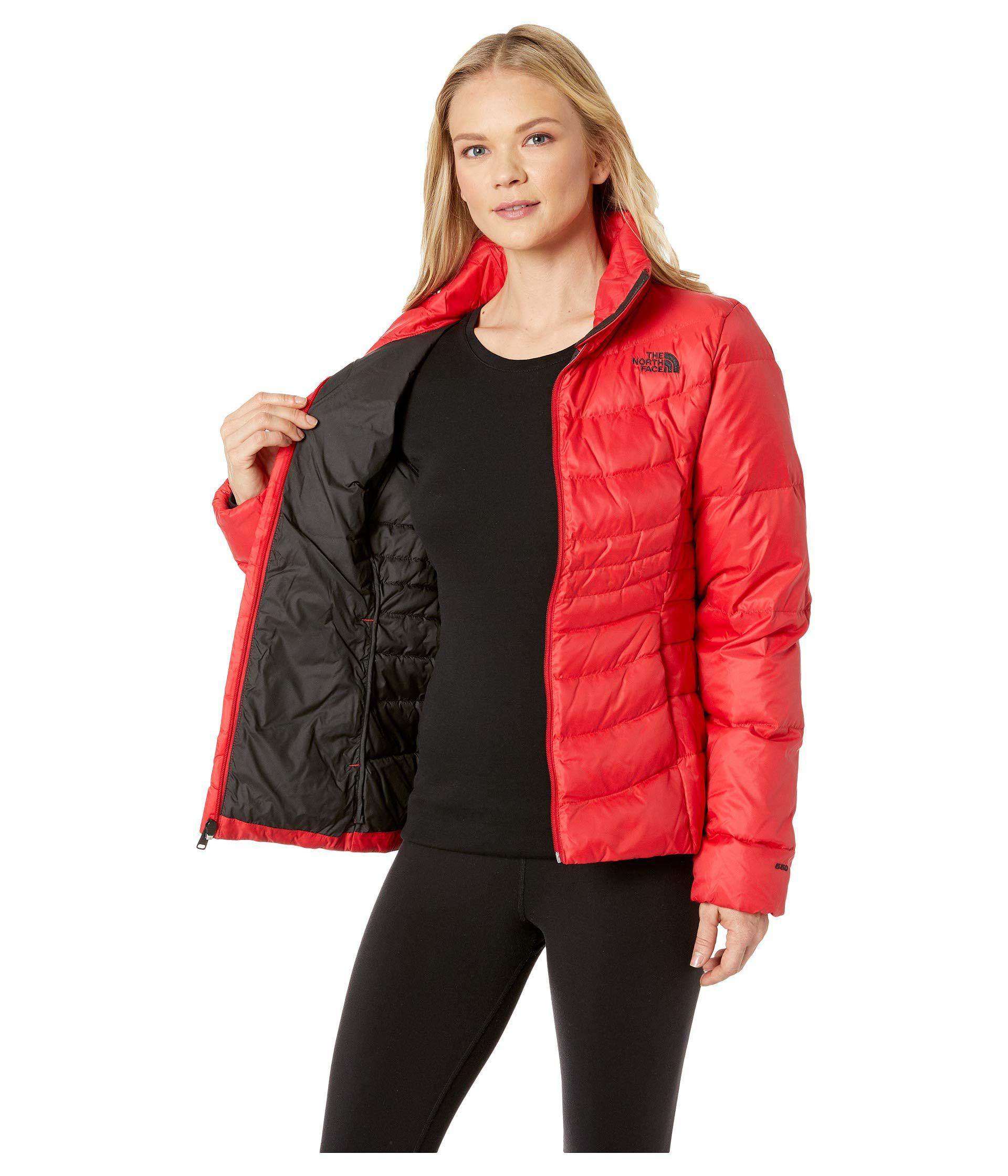cd97d7e47 The North Face Aconcagua Jacket Ii (tnf Red) Women's Coat in Red - Lyst