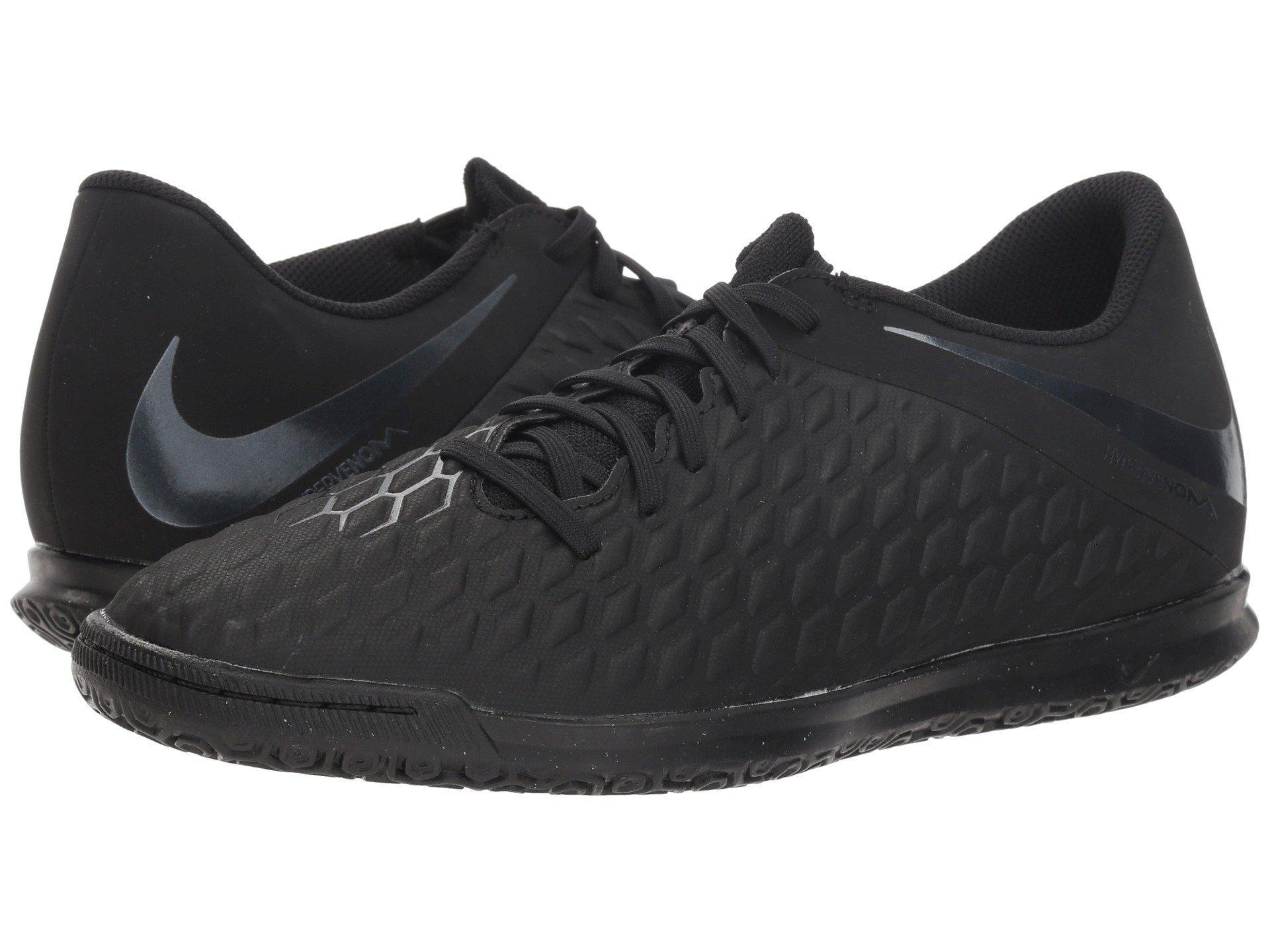 672634e57c Nike. Phantomx 3 Club Ic (black black light Crimson) Men s Soccer Shoes