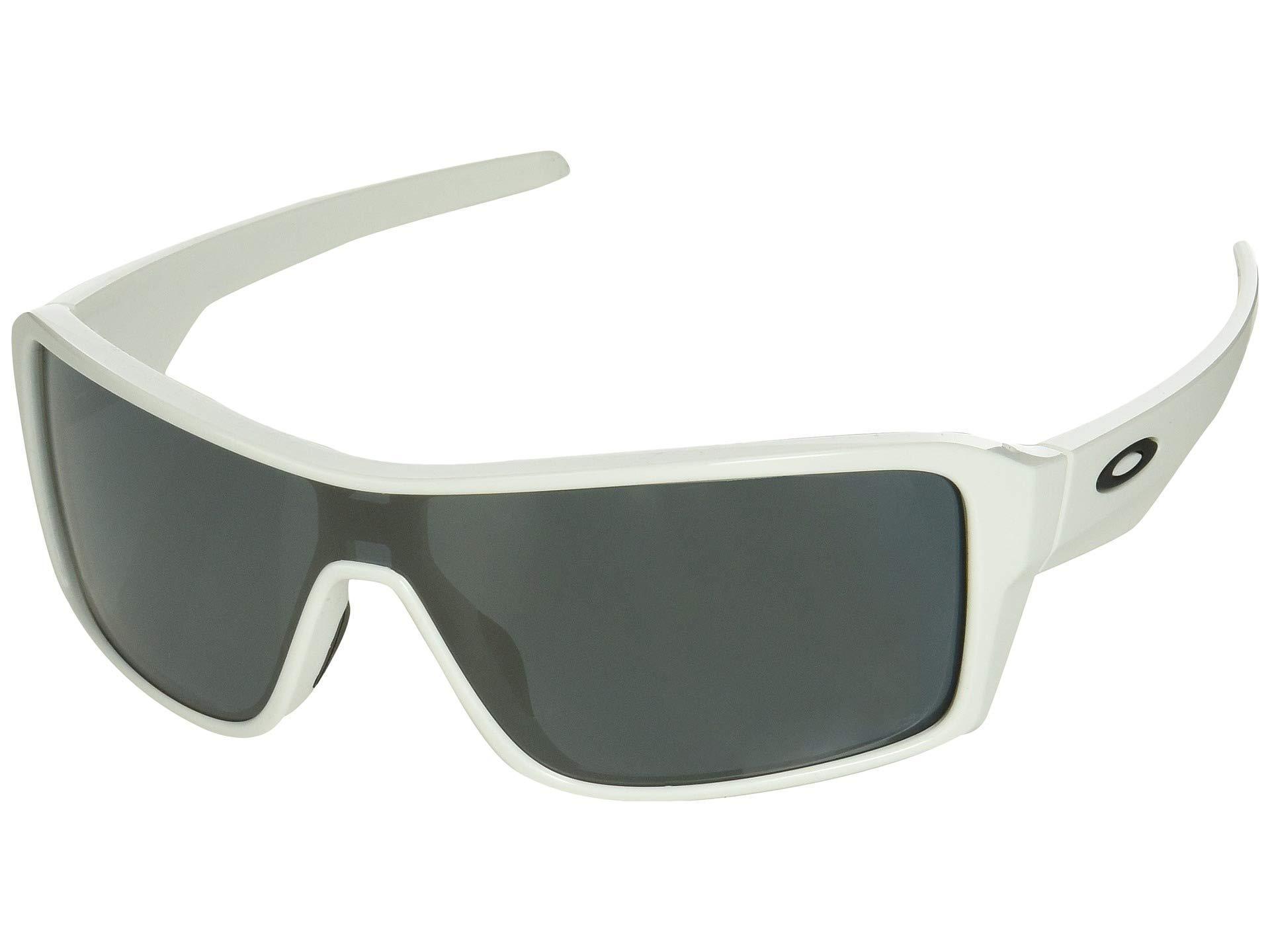 754267e15c Oakley. Men s Ridgeline (polished White prizm Black) Sport Sunglasses