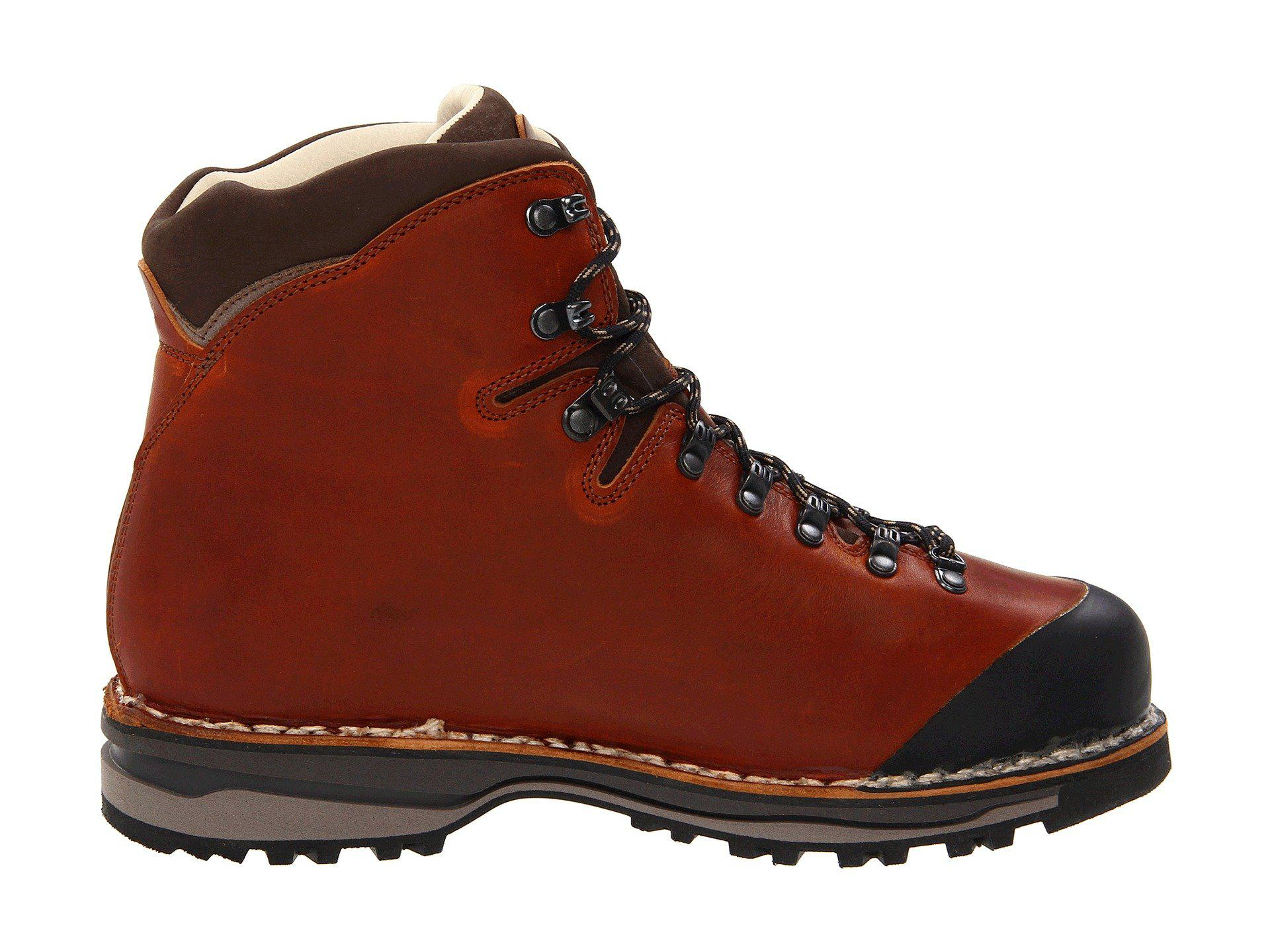 Zamberlan Leather Tofane Nw Gt Rr Waxed Brick Men S