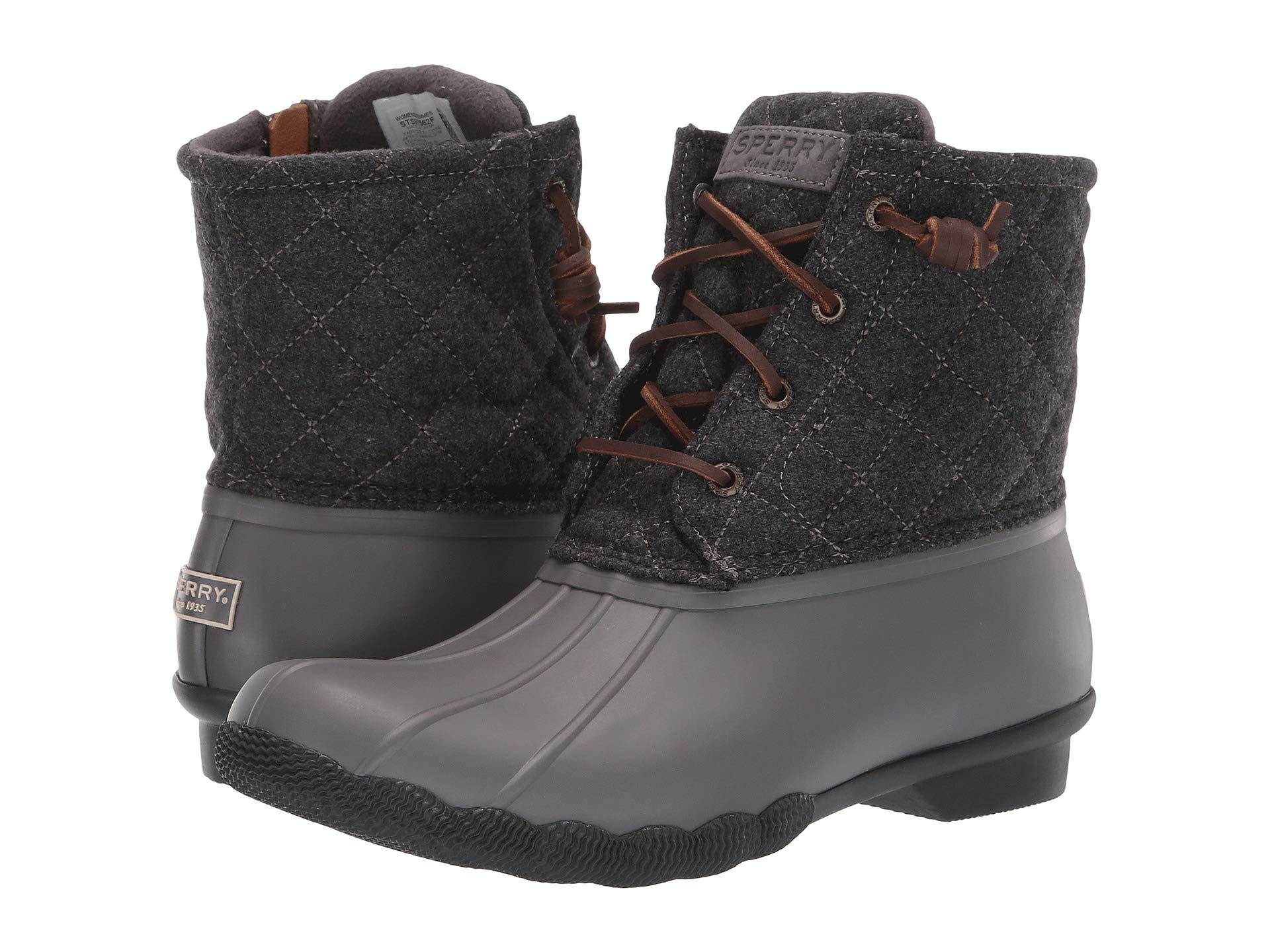 Sperry Top-Sider Saltwater Quilted Wool