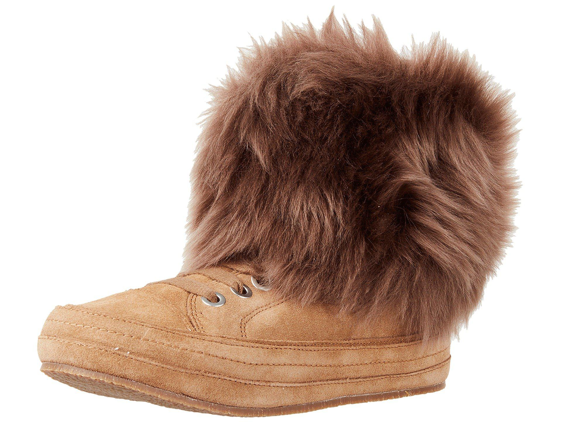 7a43f6a1c0d Ugg Brown Antoine Fur (chestnut) Women's Boots
