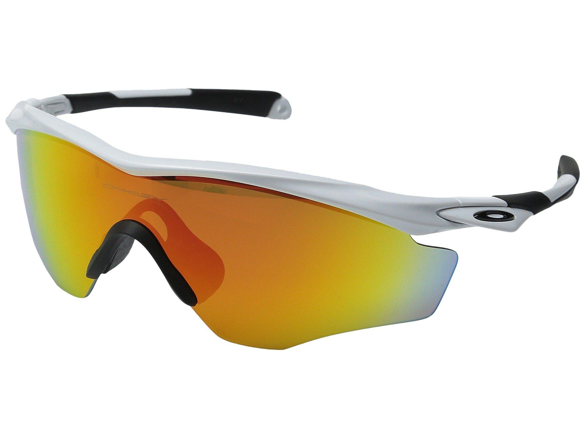 9586661178 Lyst - Oakley M2 Frame Xl (polished White fire Iridium) Snow Goggles ...