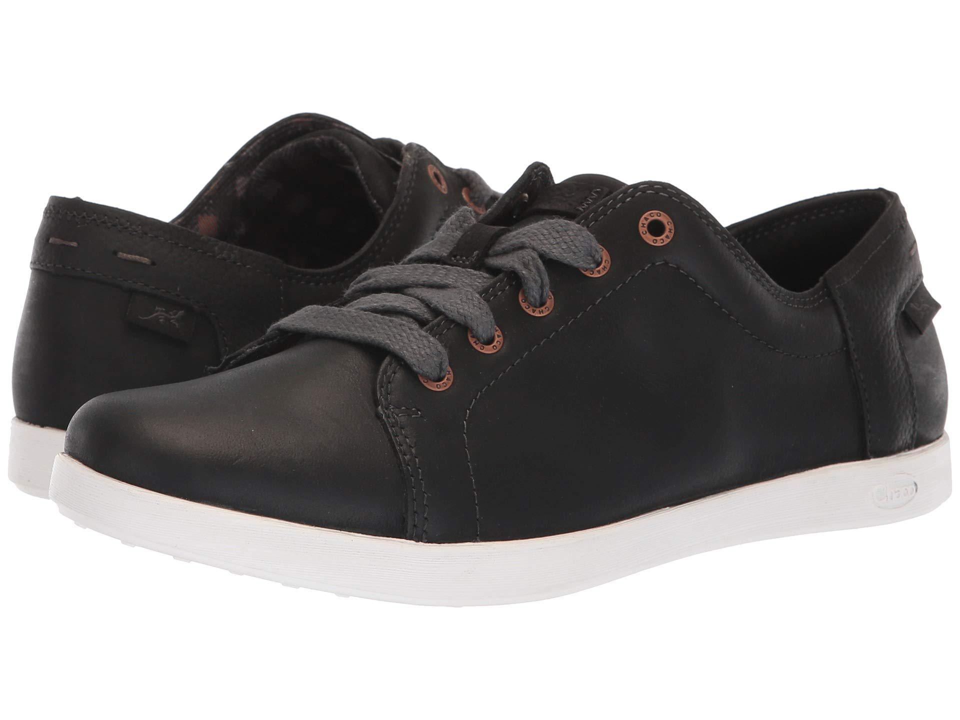 6cac5224a241 Lyst - Chaco Ionia Lace Leather (black) Women s Shoes in Black