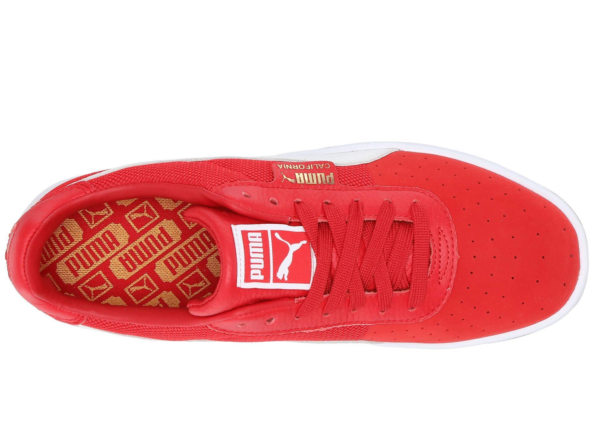 PUMA - Multicolor California Casual ( White peacoat  White) Men s Shoes for  Men. View fullscreen c32450e4c