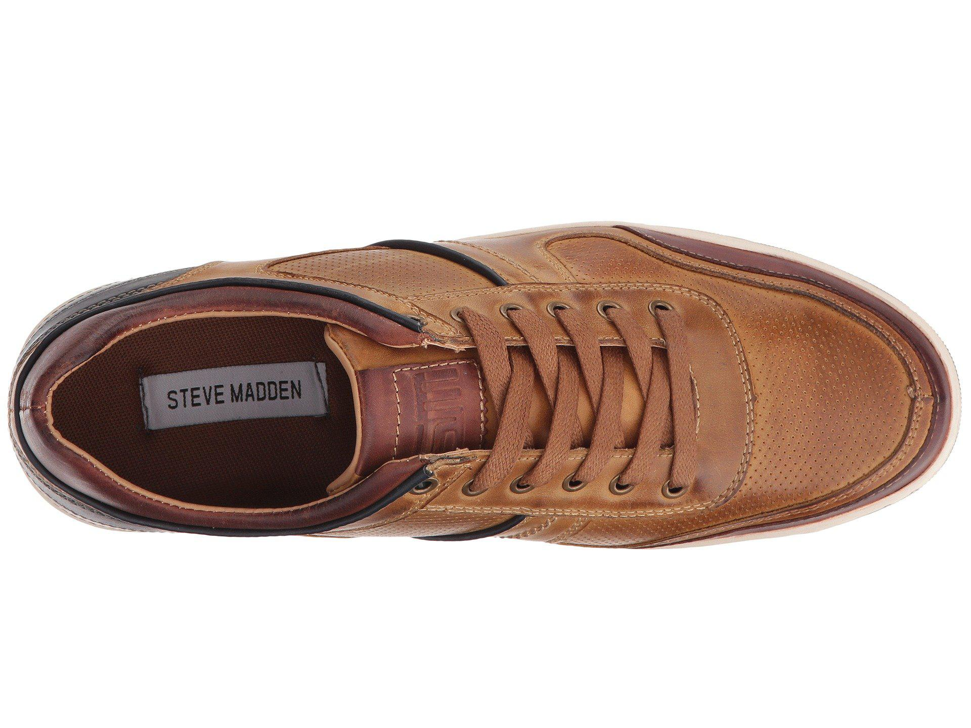 66c89fa52ad Steve Madden - Multicolor Cantor (tan) Men s Lace Up Casual Shoes for Men  -. View fullscreen