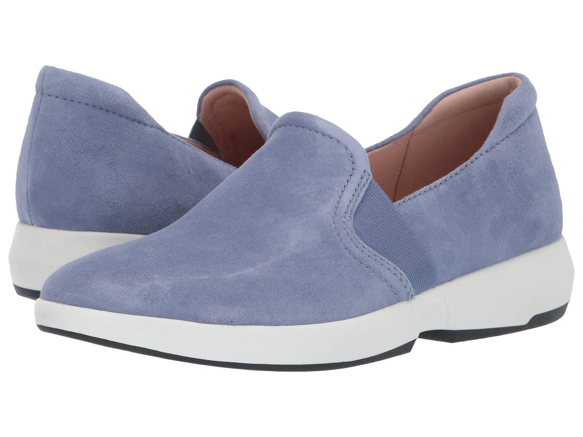 d431aab3689f Naturalizer - 27 Edit Dionne (sky Blue Suede) Women s Shoes - Lyst. View  fullscreen