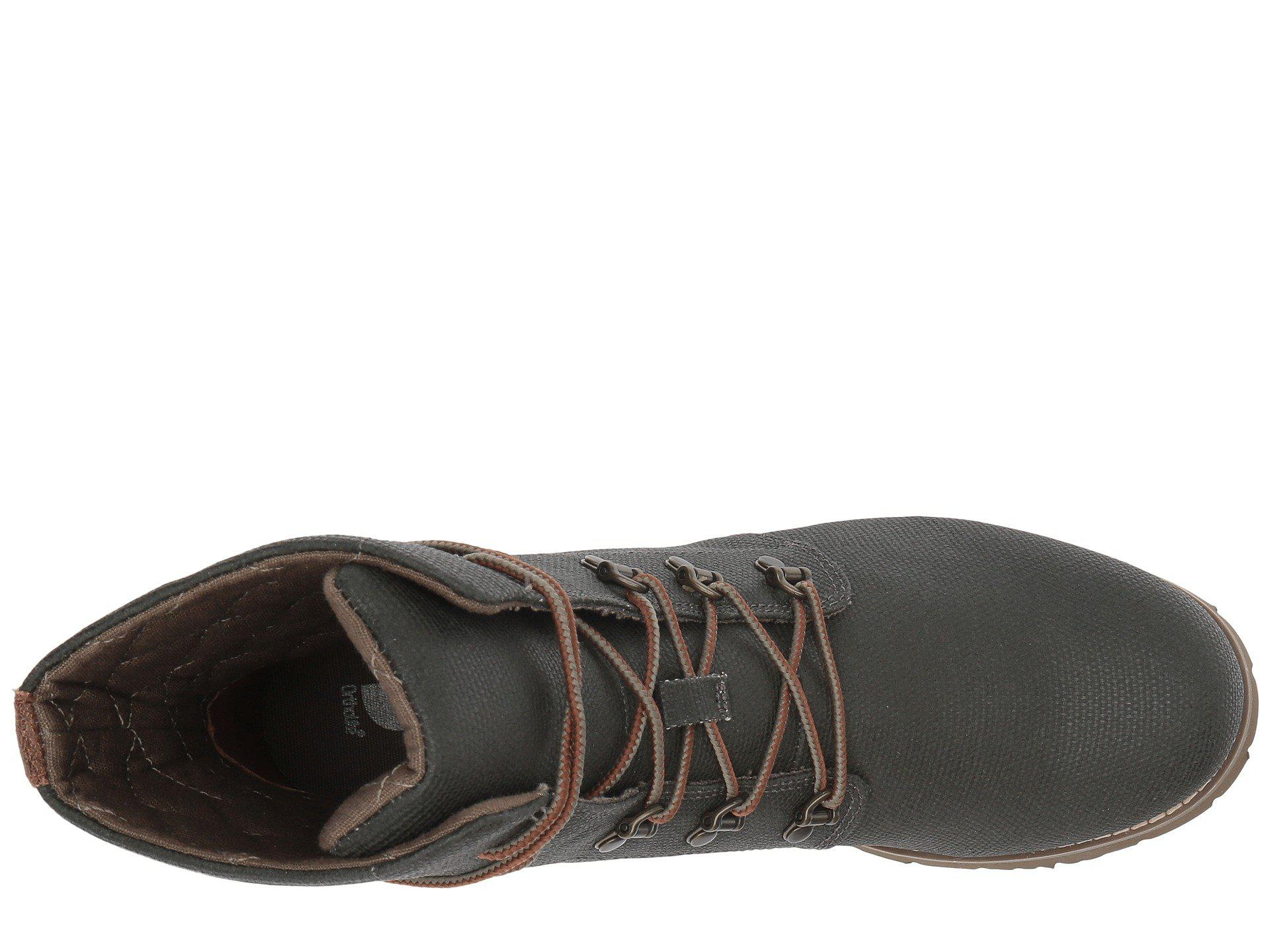 a614f2b1a The North Face Brown Ballard Lace Ii Coated Canvas